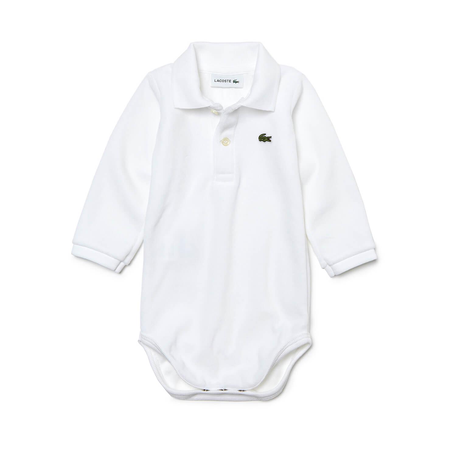 Купить Детский костюм Lacoste, белый, 4J0192