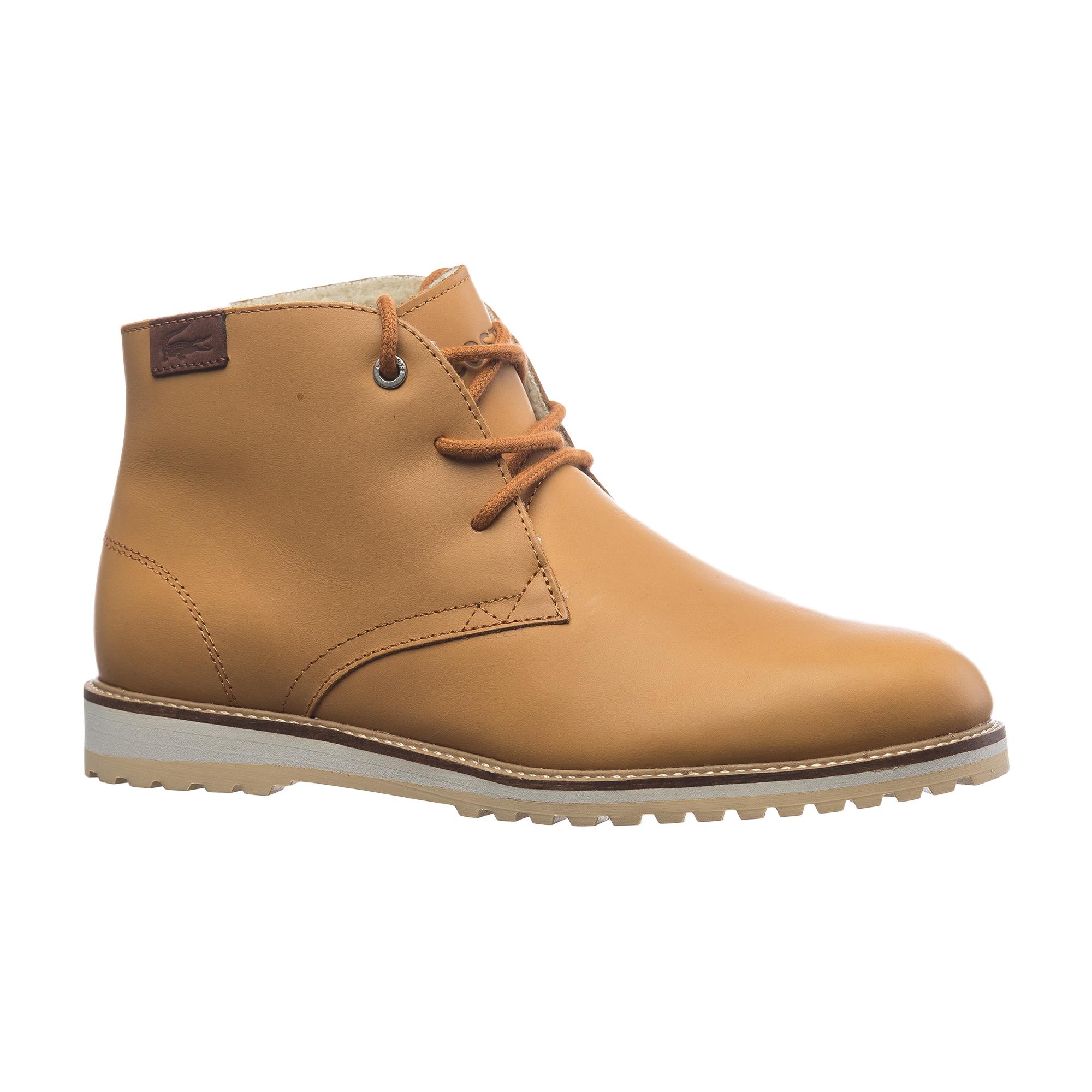 Ботинки  бежевый цвета