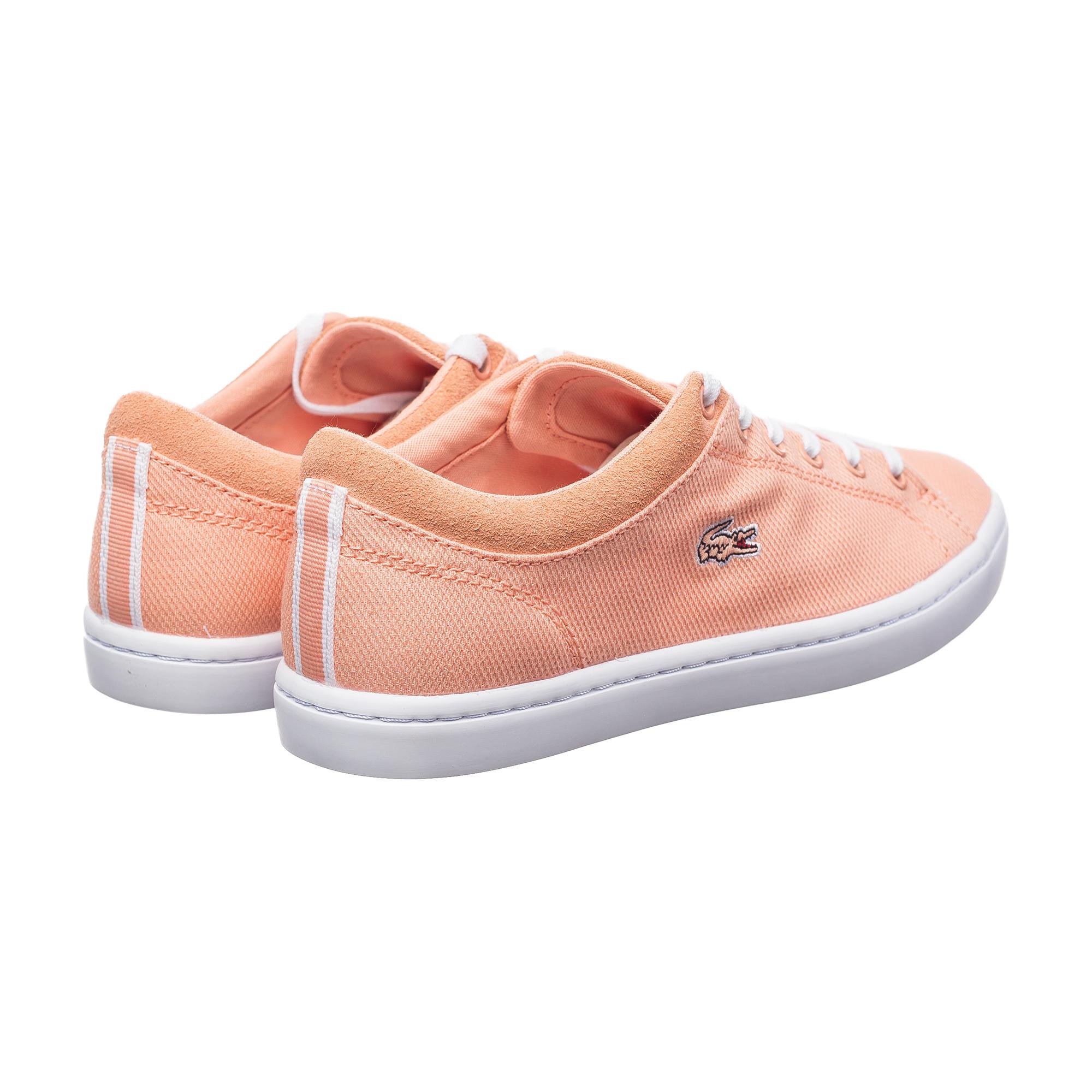 Фото 3 - Straightset 116 2 от Lacoste персикового цвета