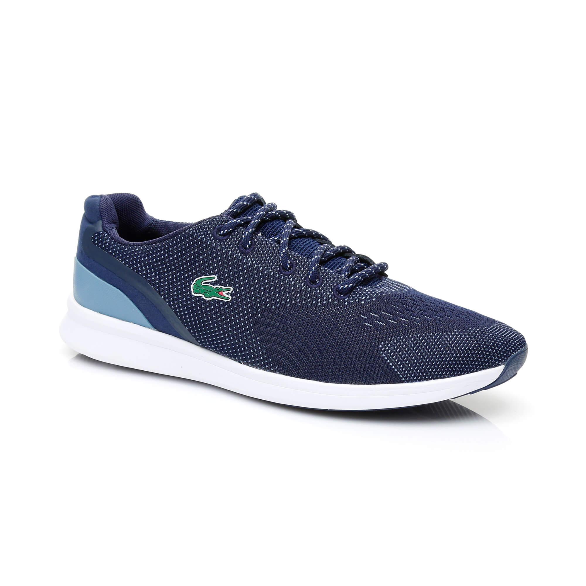 мужские кроссовки lacoste, синие