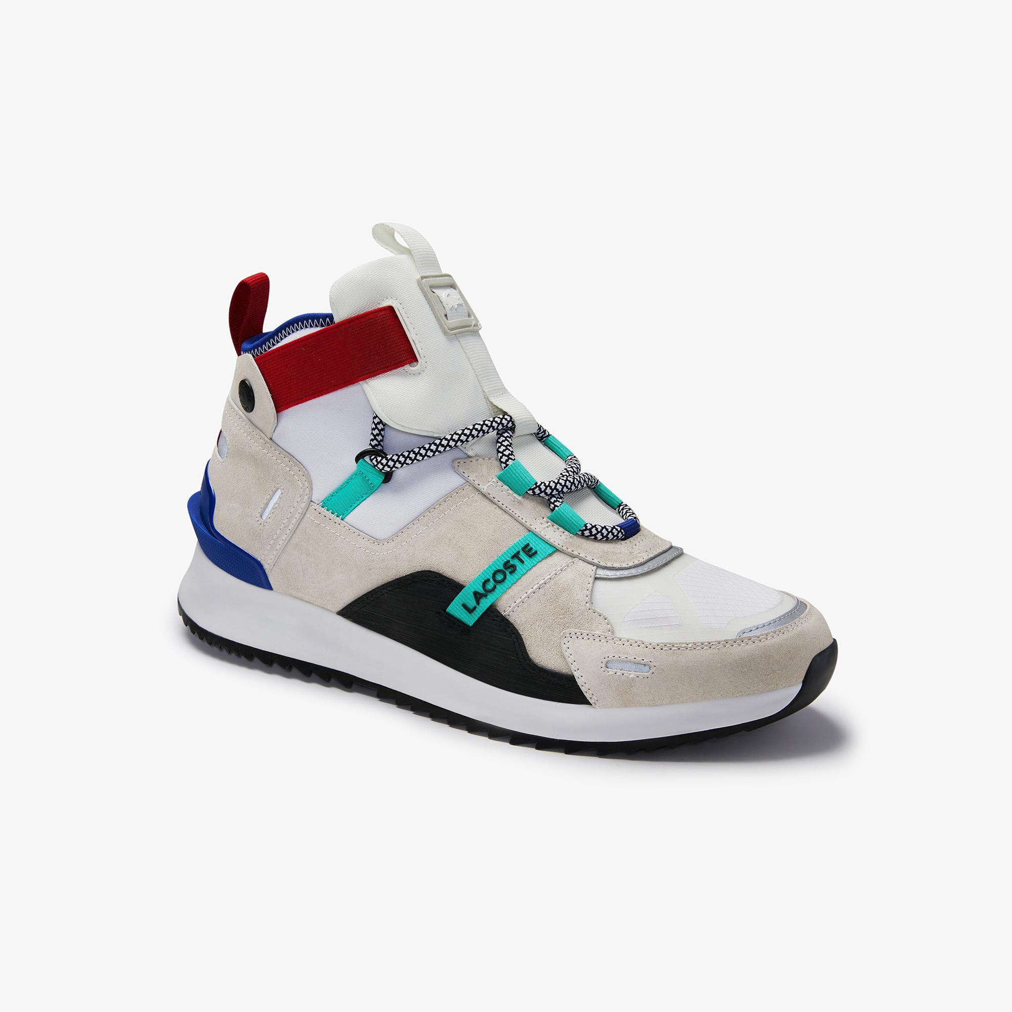 женские ботинки lacoste