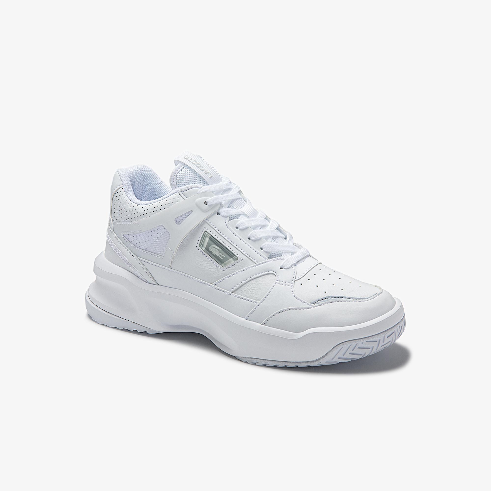женские кроссовки lacoste