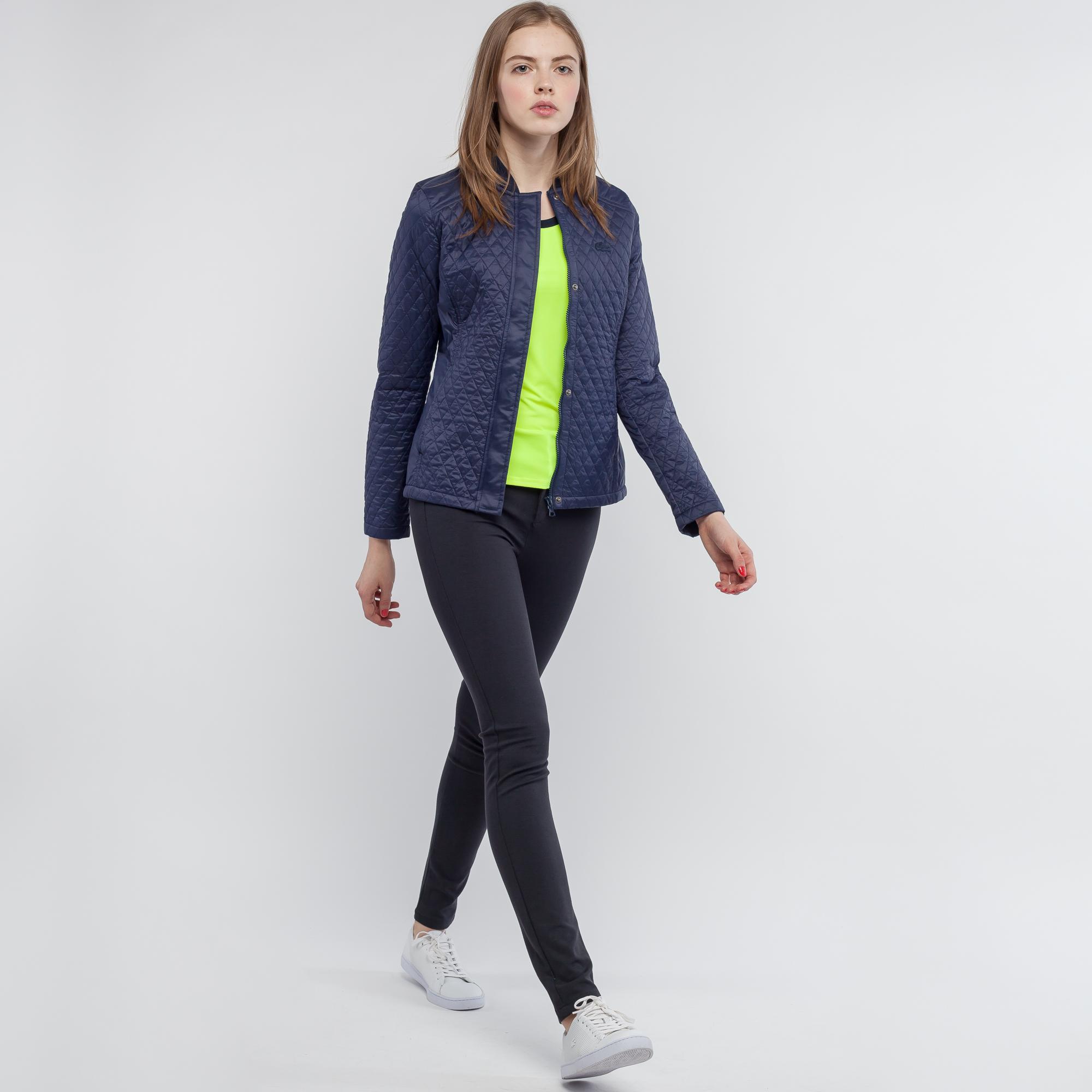 Фото 2 - Куртку Lacoste синего цвета