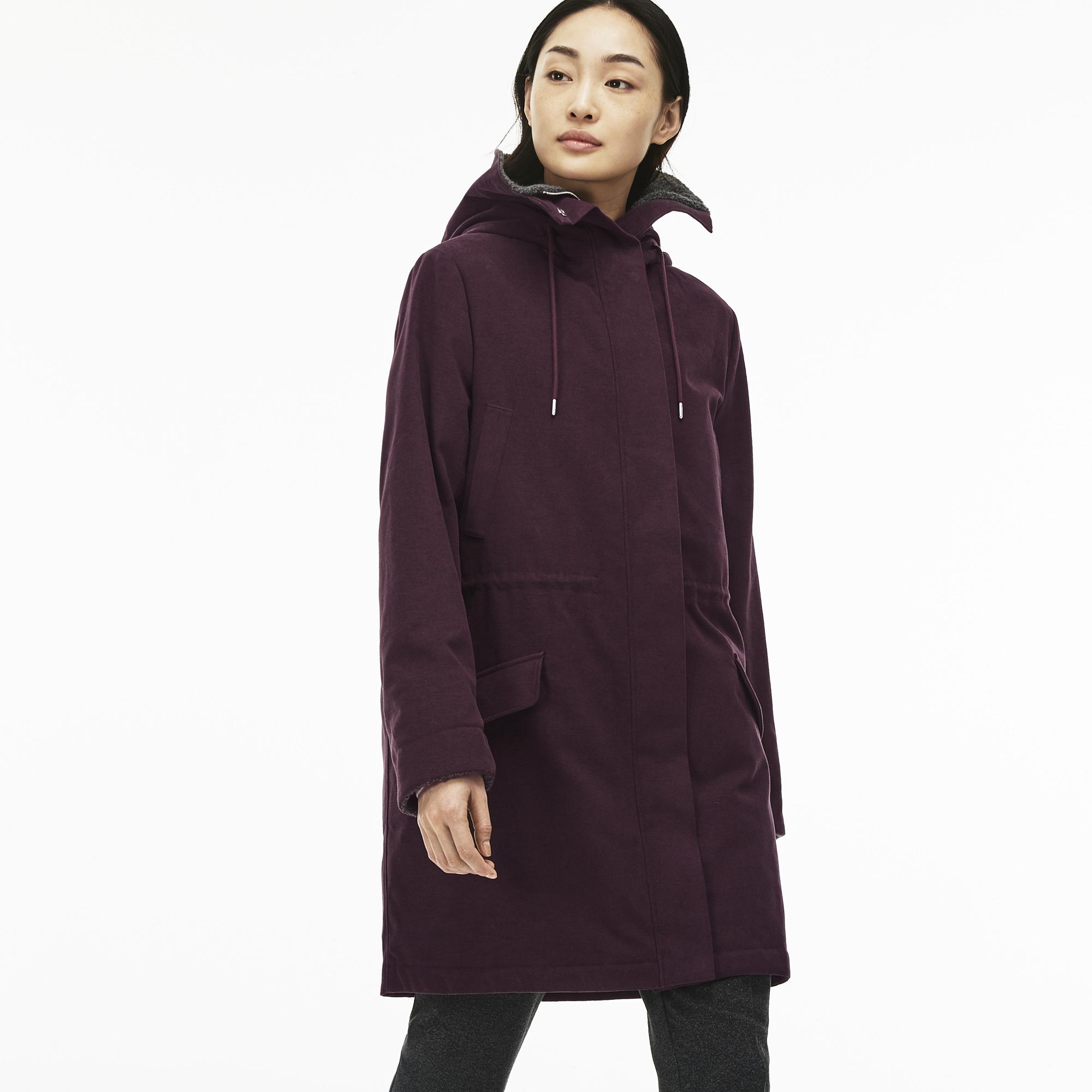 Купить Куртка Lacoste, фиолетовый, BF7830