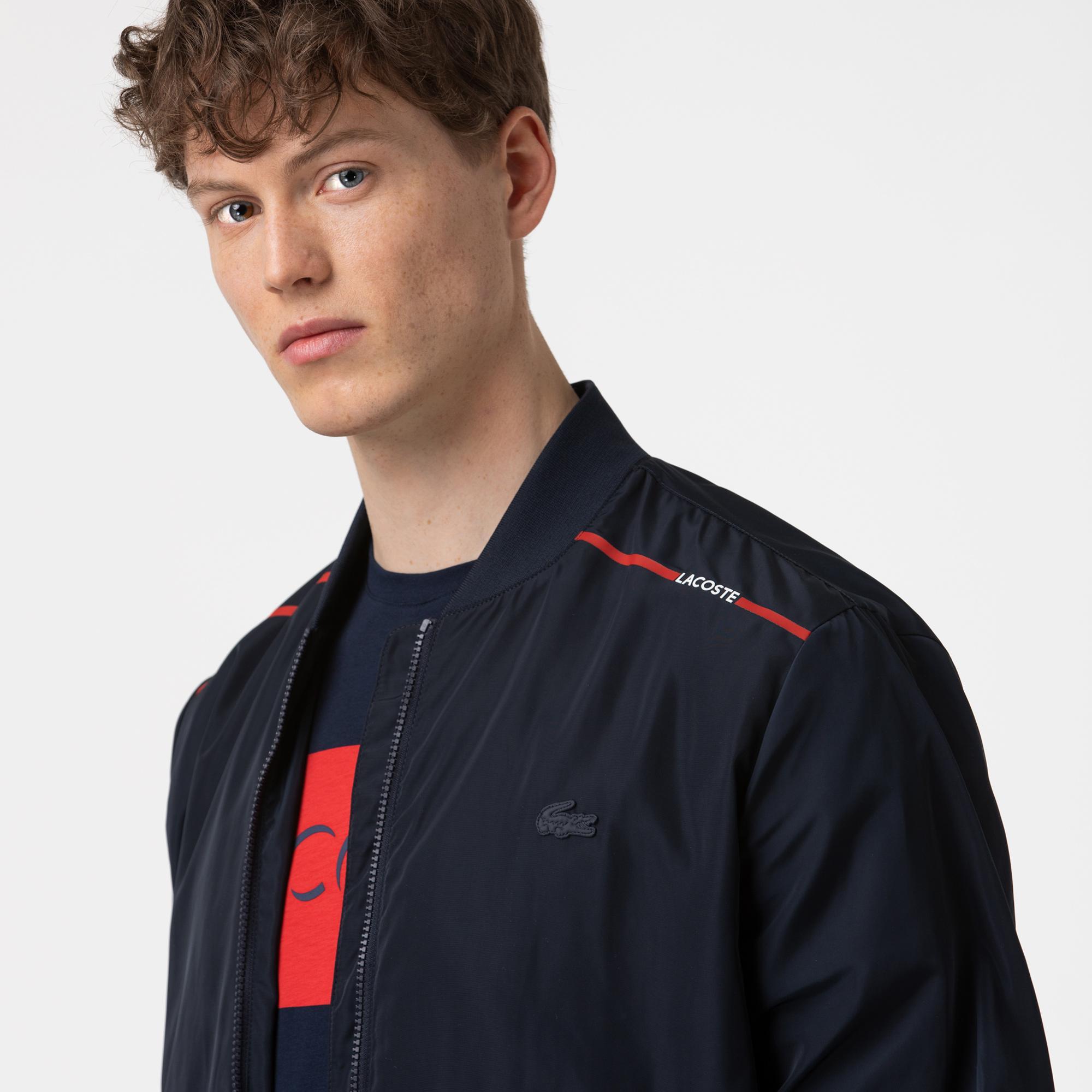 мужская куртка lacoste