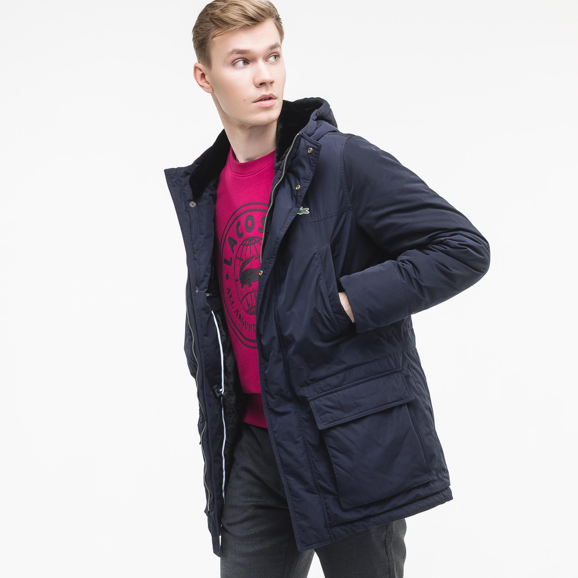 Куртка LacosteВерхняя одежда<br>100% ПОЛИЭСТЕР