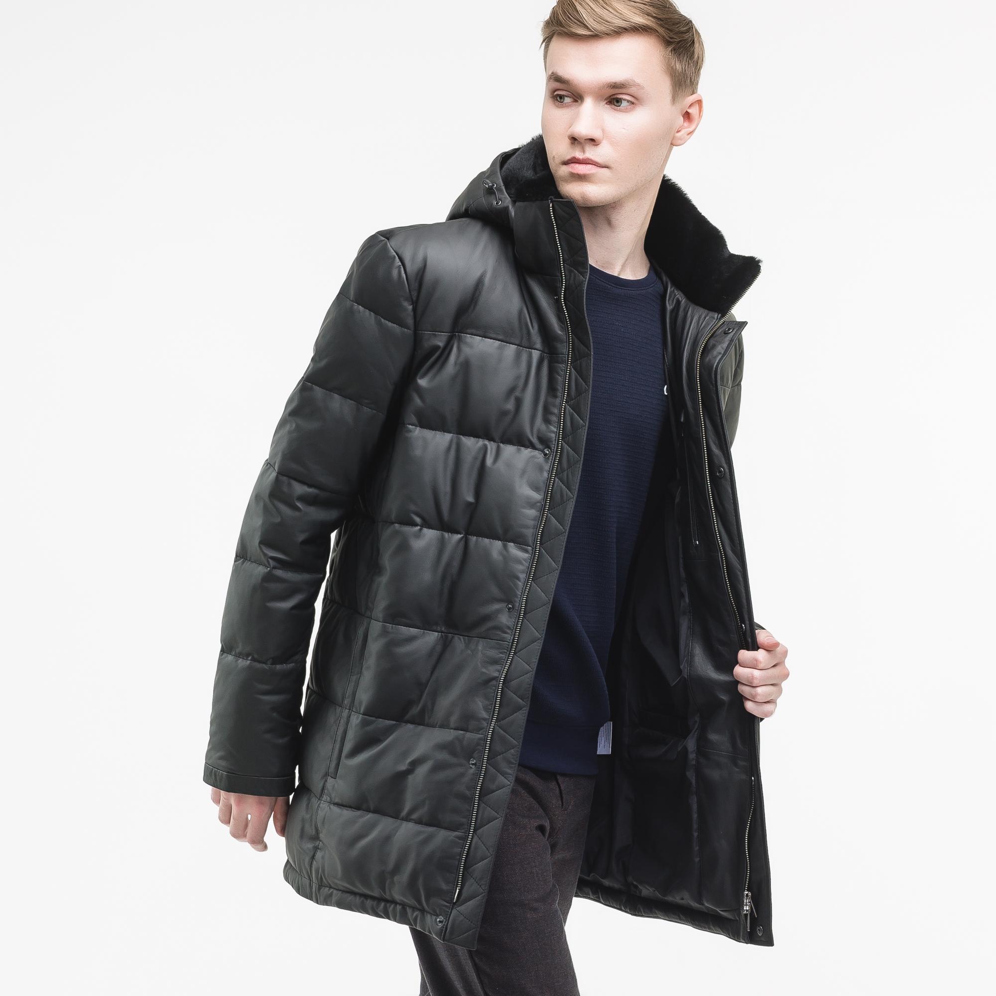 Купить Куртка Lacoste, черный, BH1829