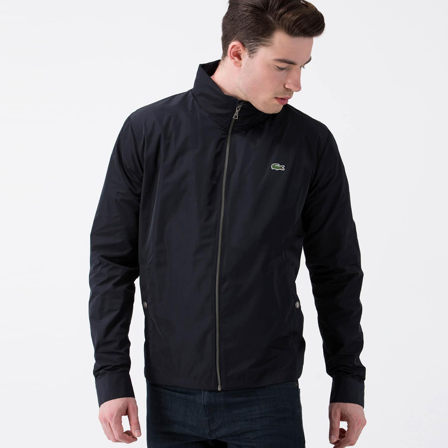 Куртка темно-синего цвета Lacoste за 9 450 руб. купить в интернет ... 4b23fa9a3d2