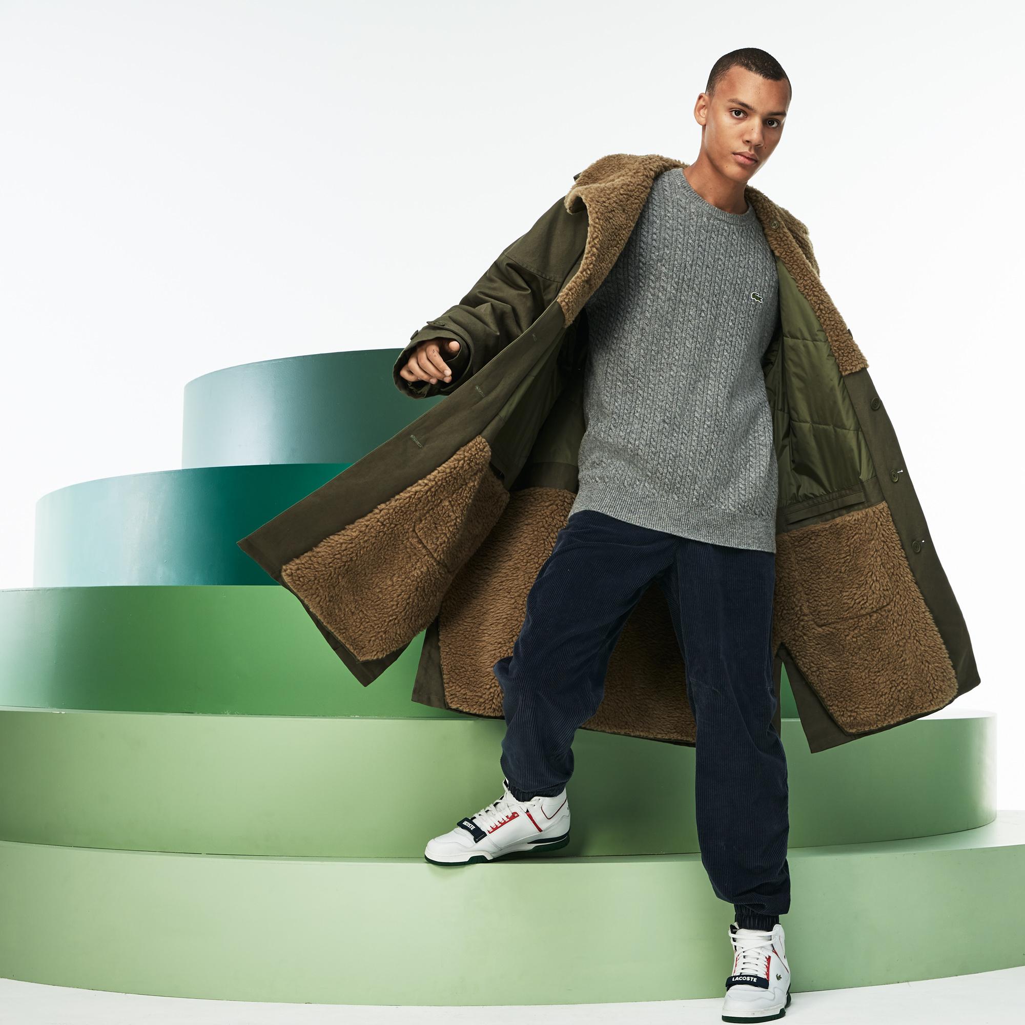 Купить Куртка Lacoste, зеленый, BH2663