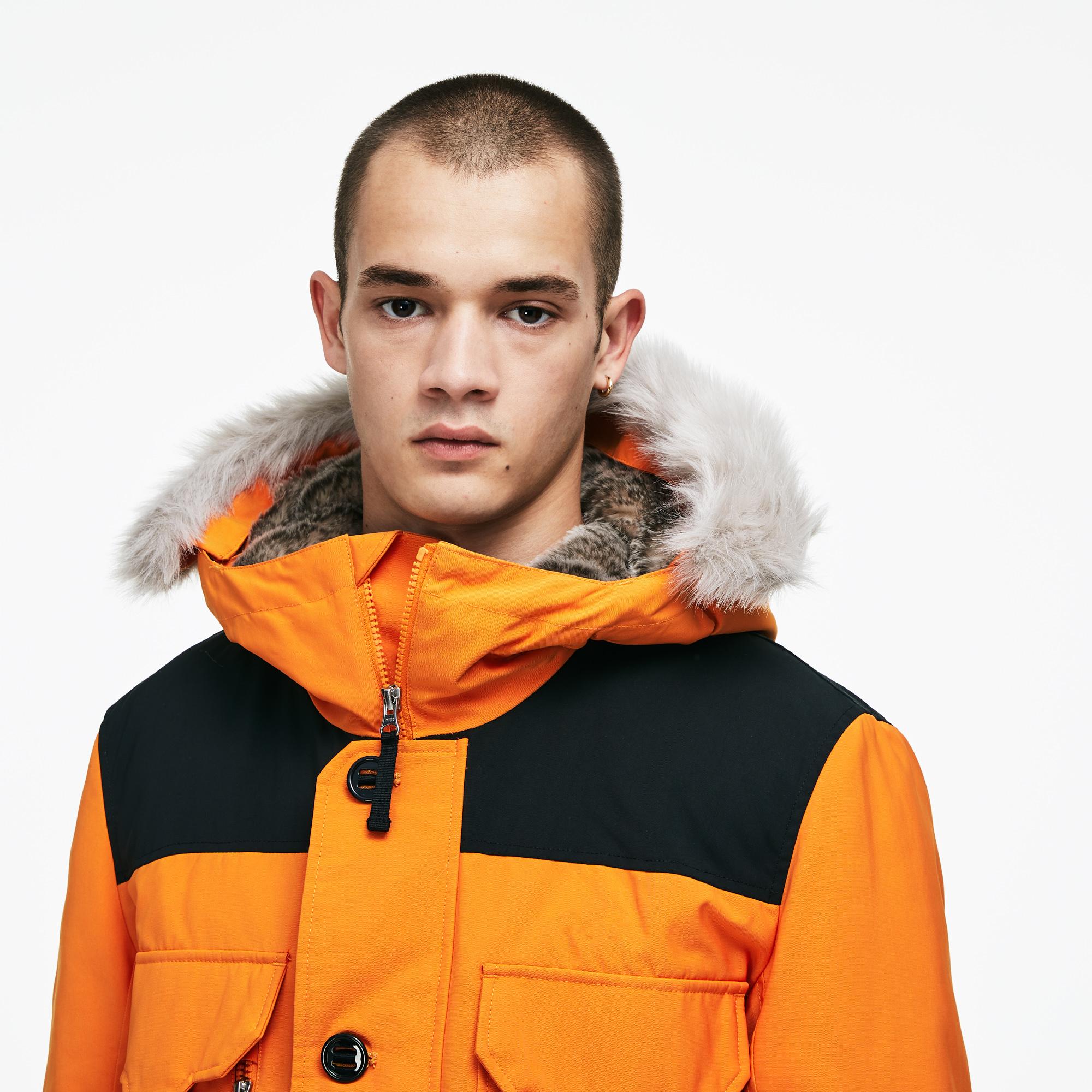 Купить Куртка Lacoste, оранжевый, BH9138