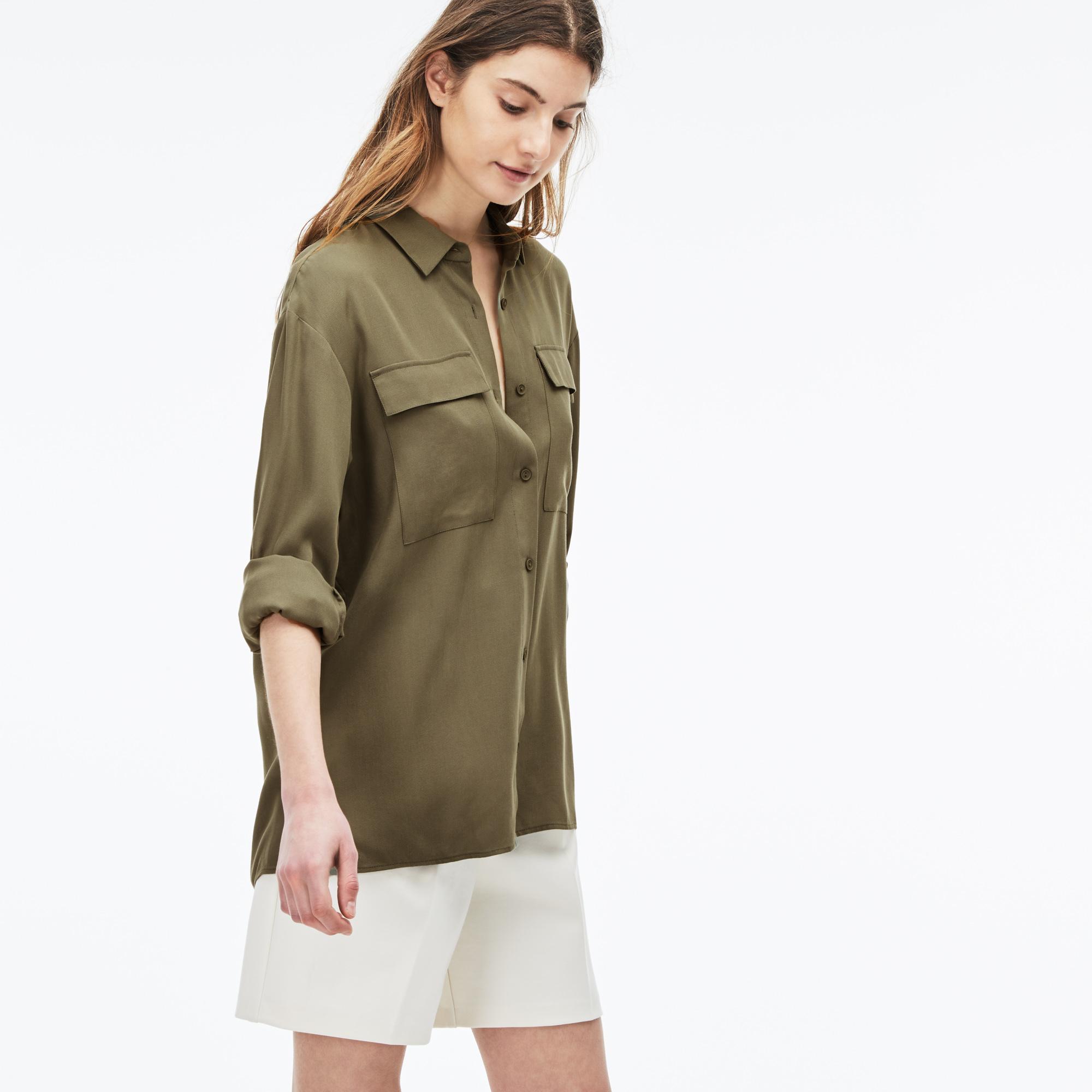 Рубашка Lacoste Loose fit