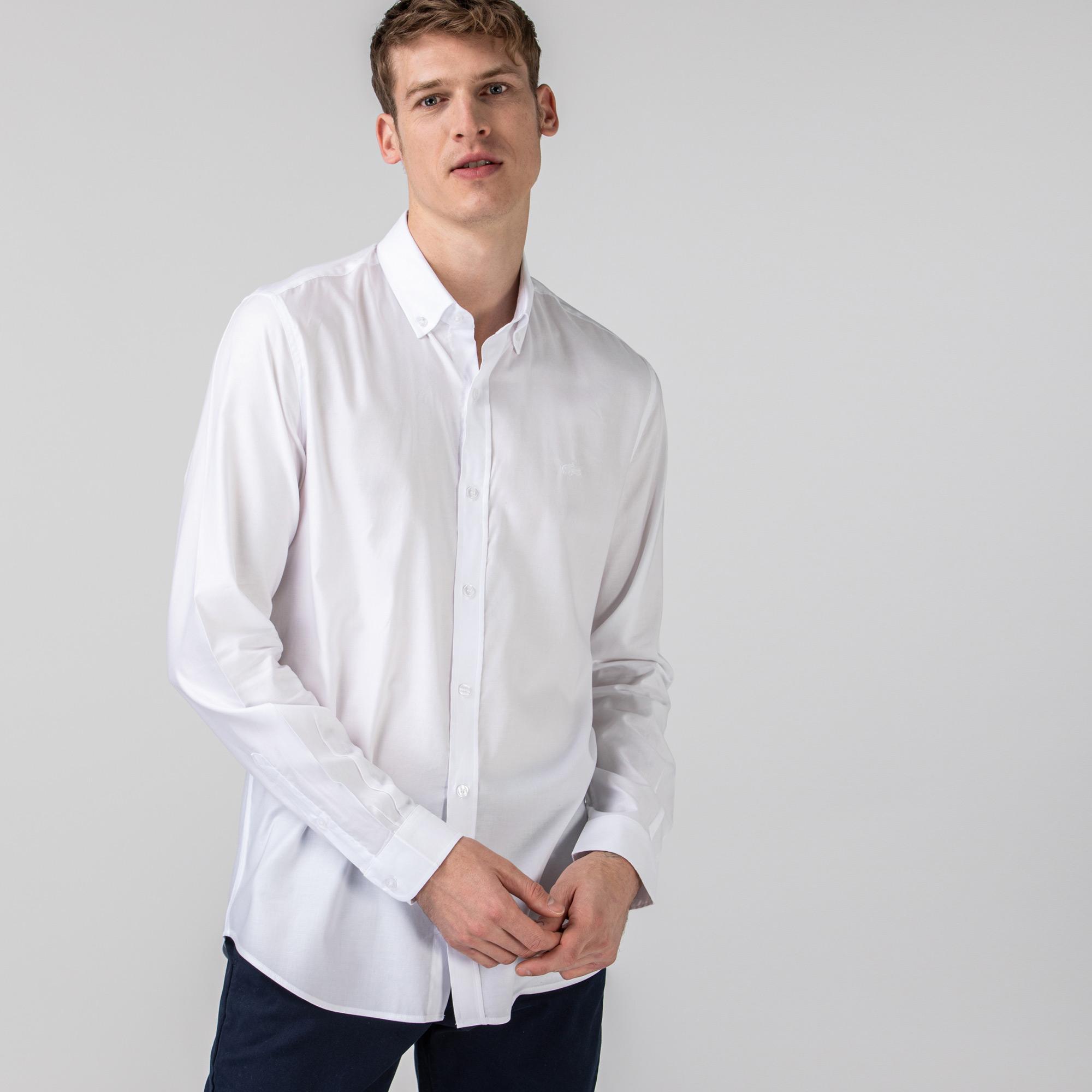 мужская рубашка lacoste