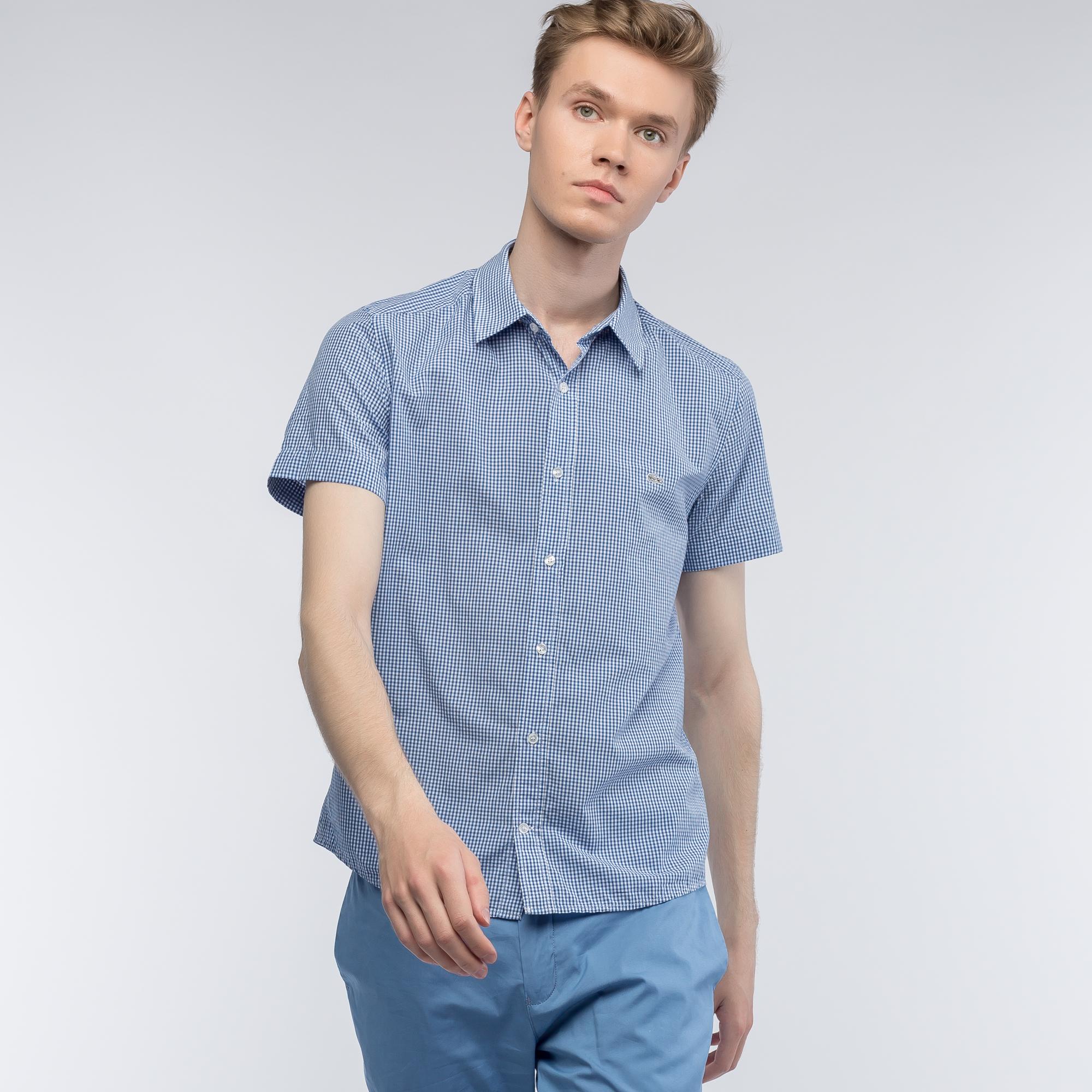 Рубашка Lacoste Regular fitРубашки<br>100% хлопок