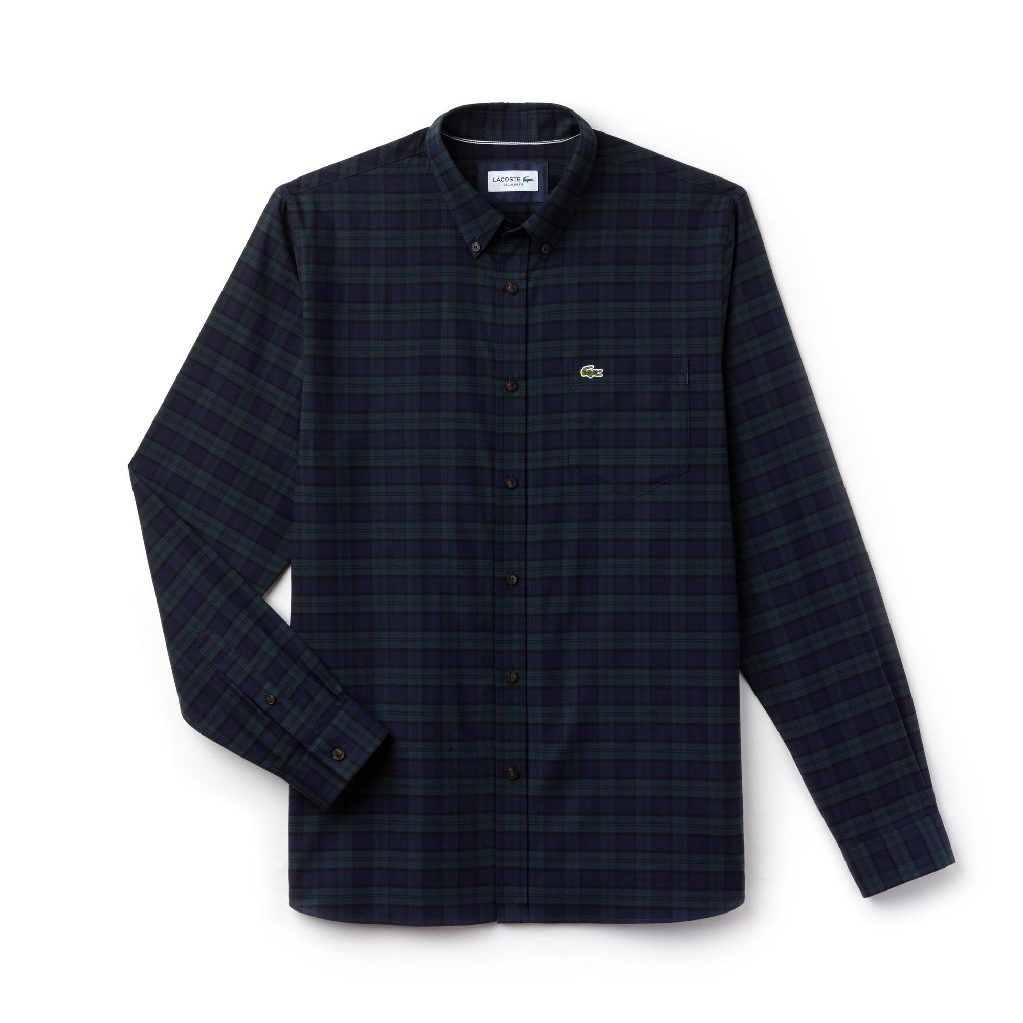 Рубашка Lacoste за 8 980 руб. купить в интернет-магазине 5e0b00f6e5e