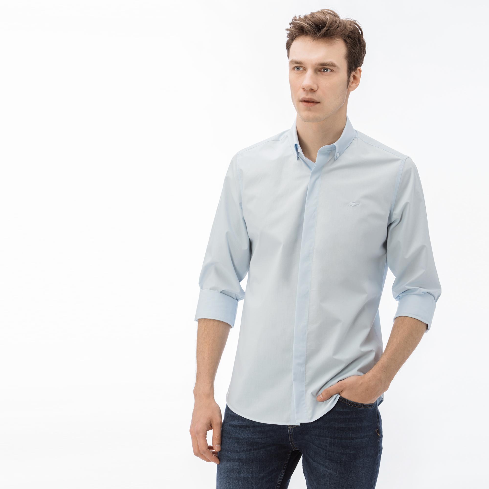 Рубашка LacosteРубашки<br>100% хлопок