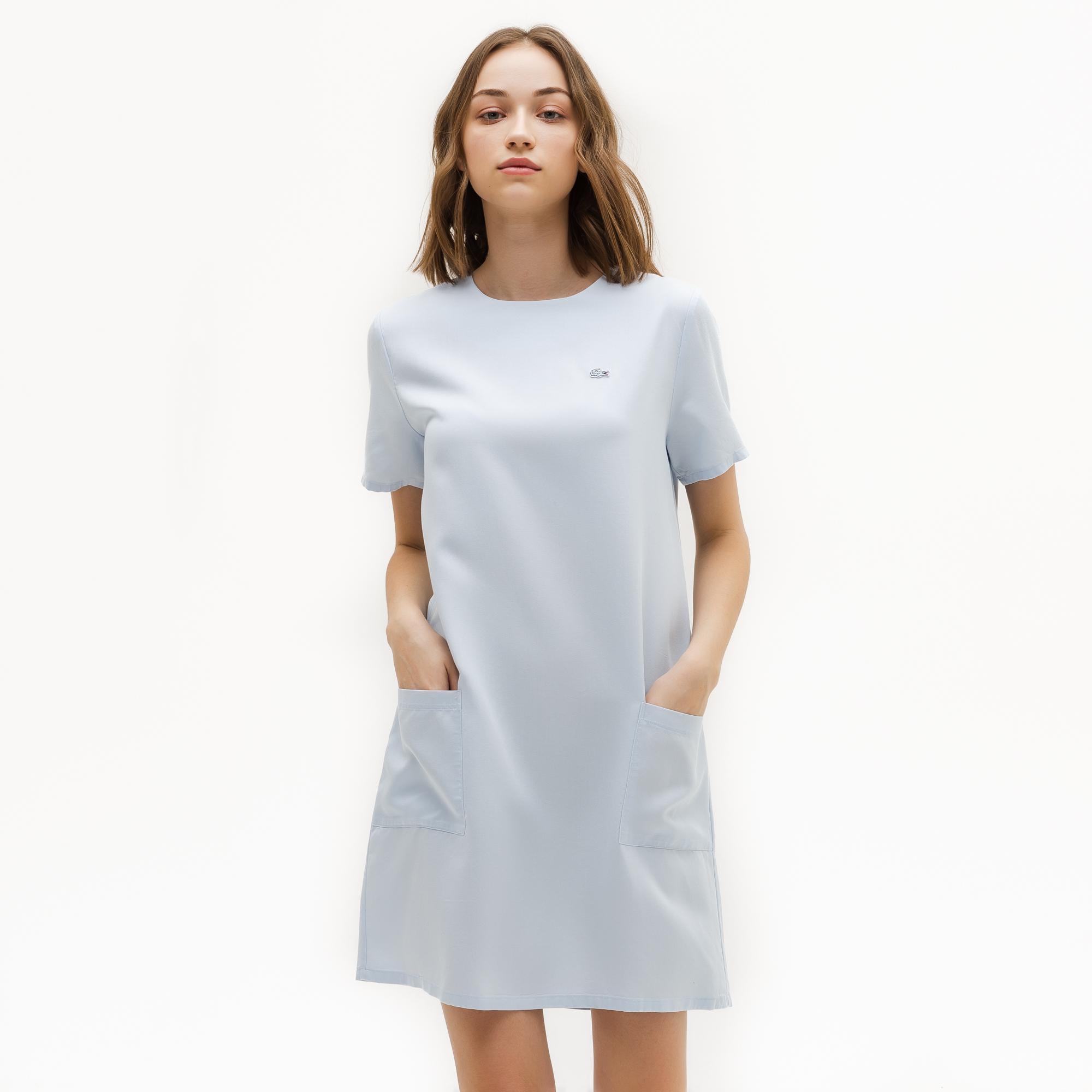 женская юбка lacoste, белая