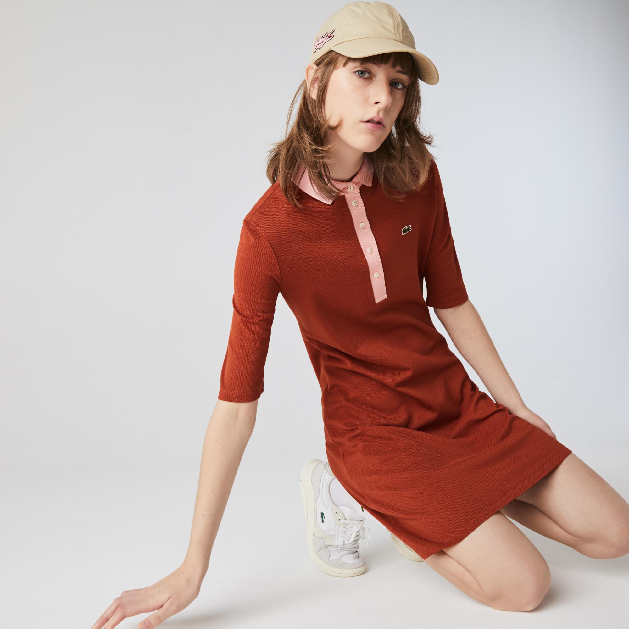 женская юбка lacoste, серая