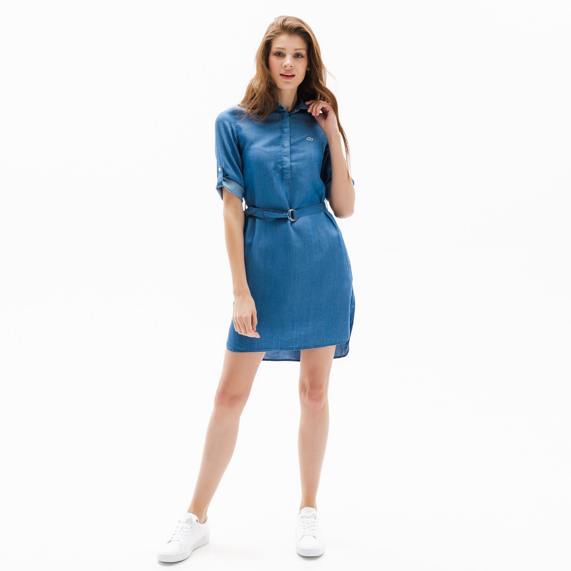 женская юбка lacoste