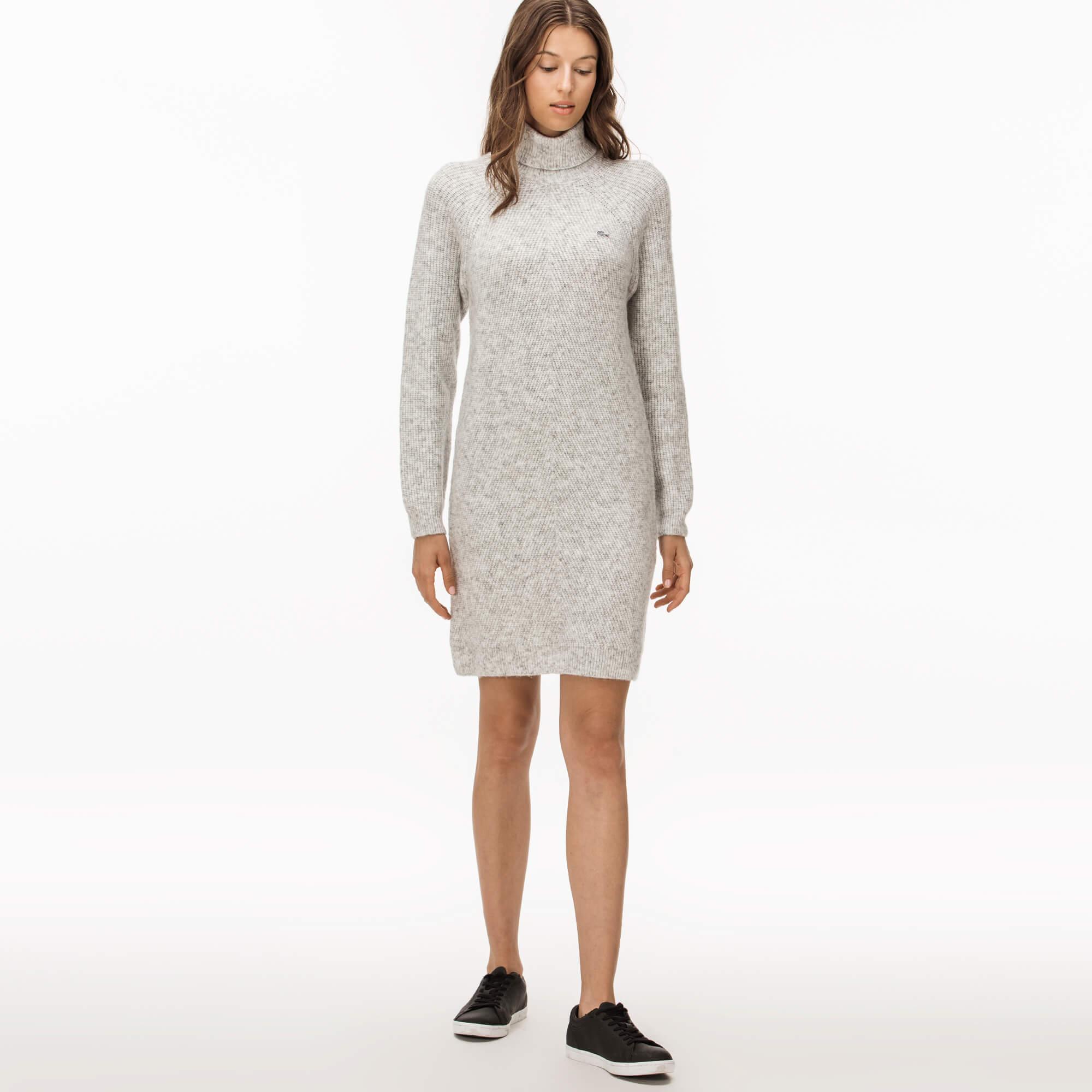 Купить Платье Lacoste, серый, EF1907