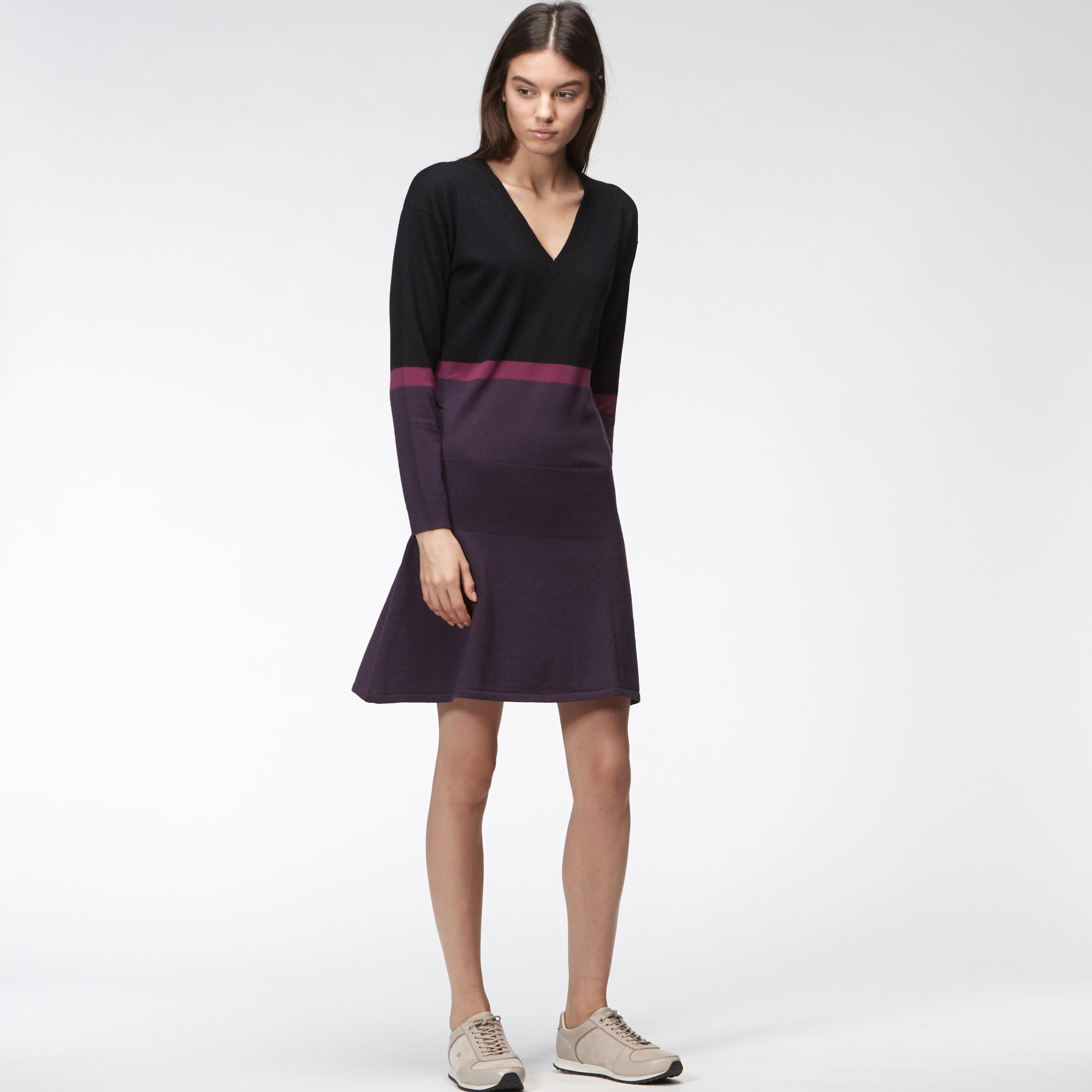 Купить Платье Lacoste, черный, EF1940
