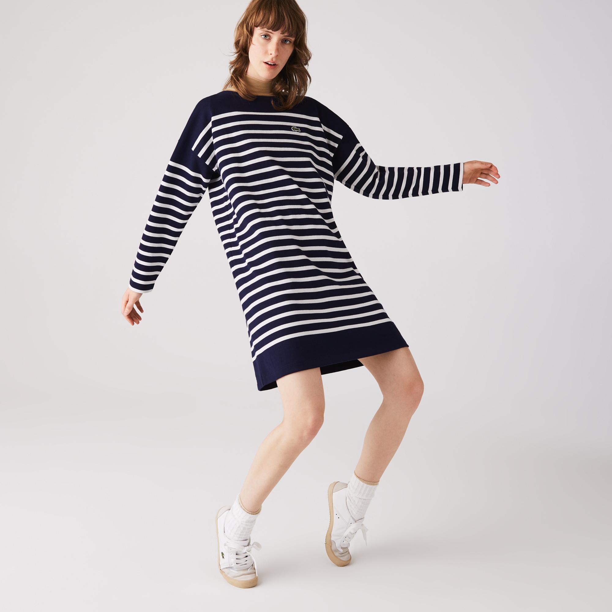 женское платье lacoste