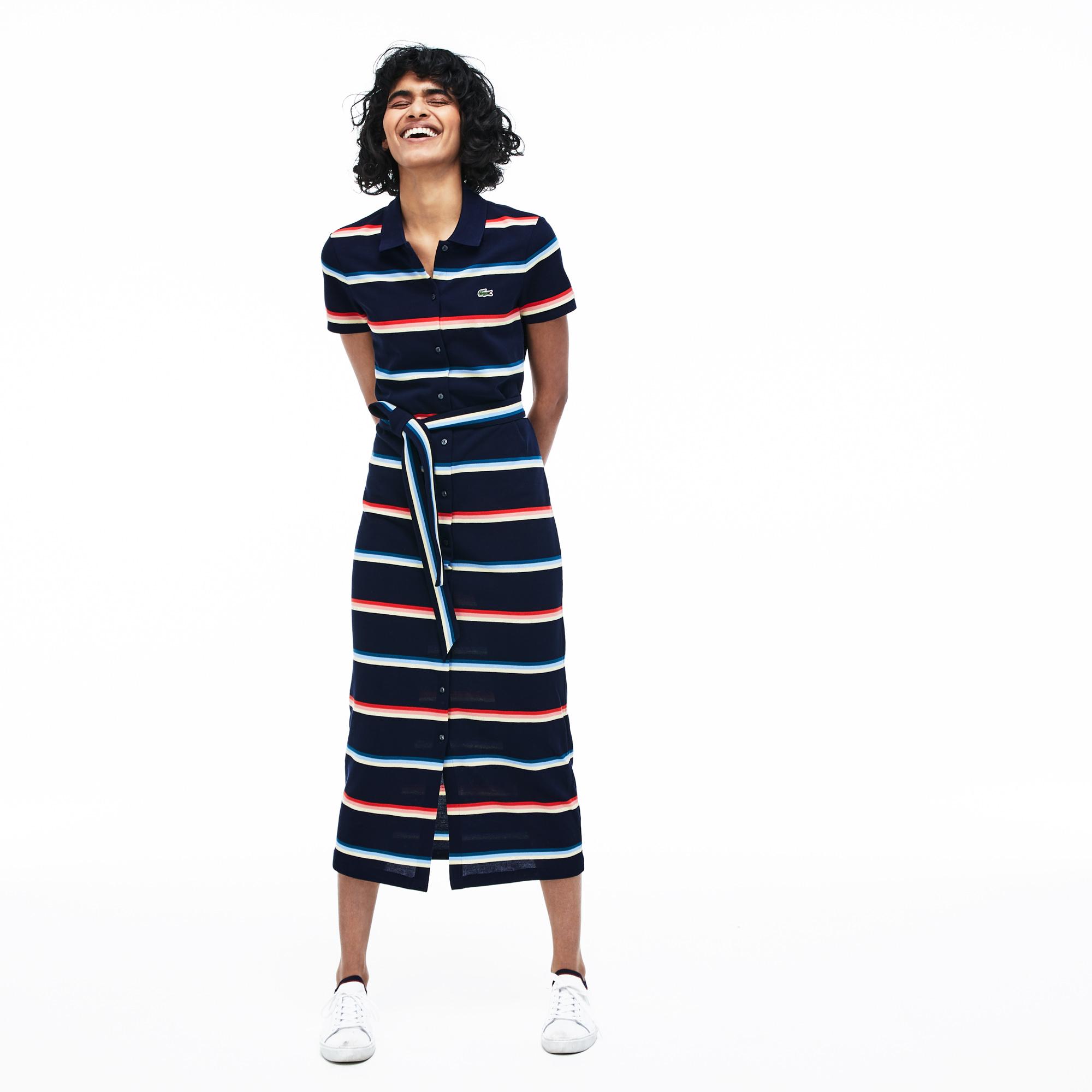 Платье LacosteПлатья и юбки<br>100% хлопок