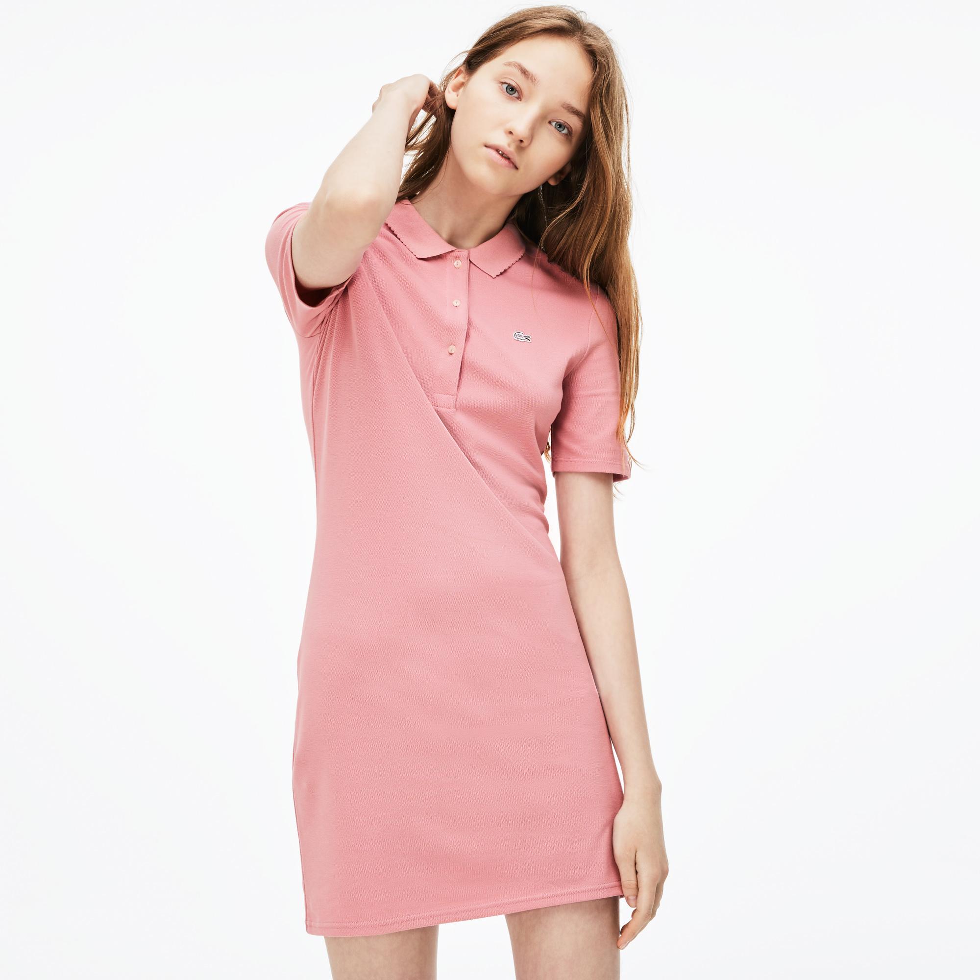 Купить Платье Lacoste, розовый, EF4868
