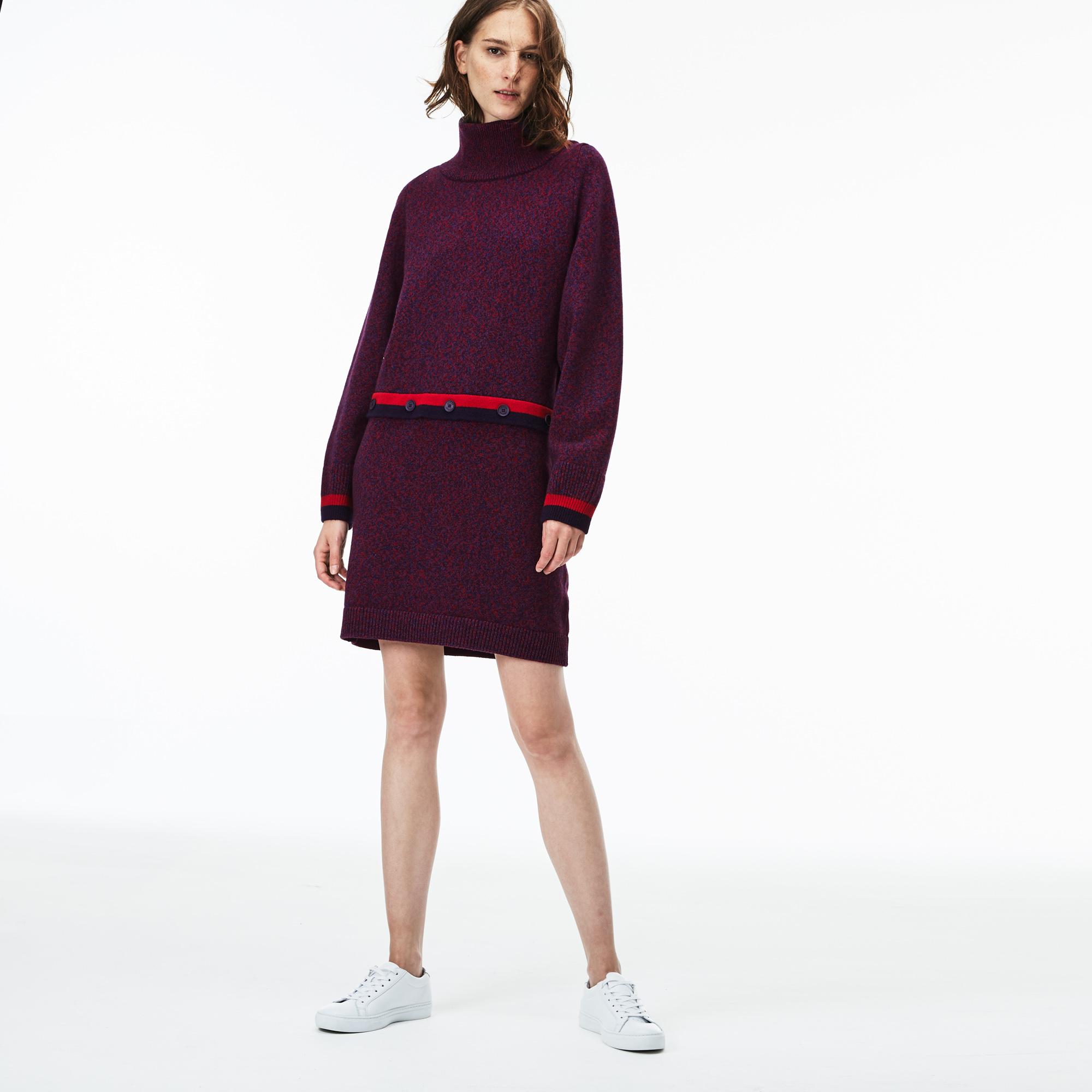 Платье LacosteПлатья и юбки<br>100% шерсть