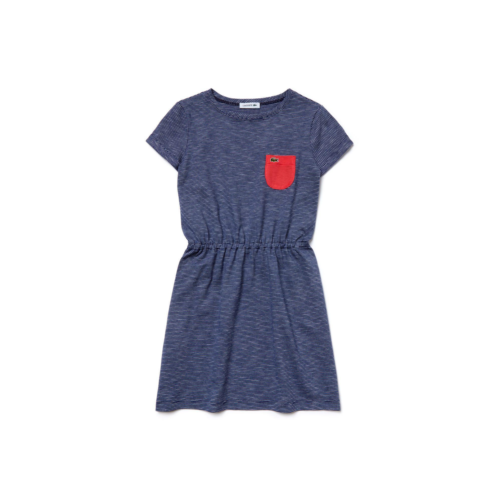 Купить Платье Lacoste, синий, EJ2790