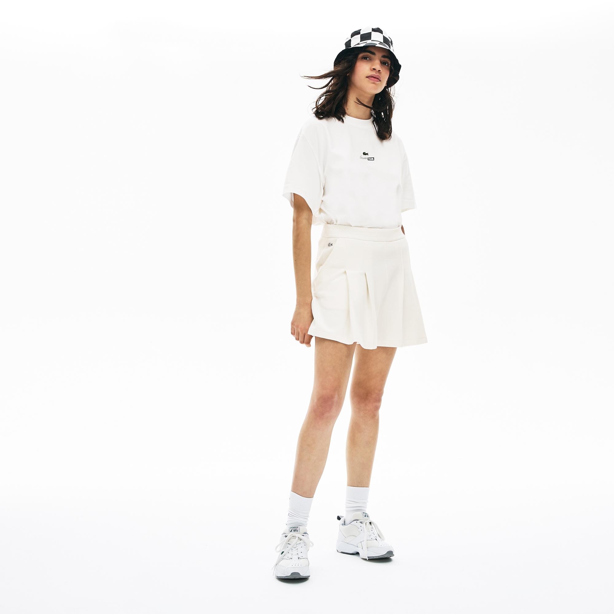 женские шорты lacoste