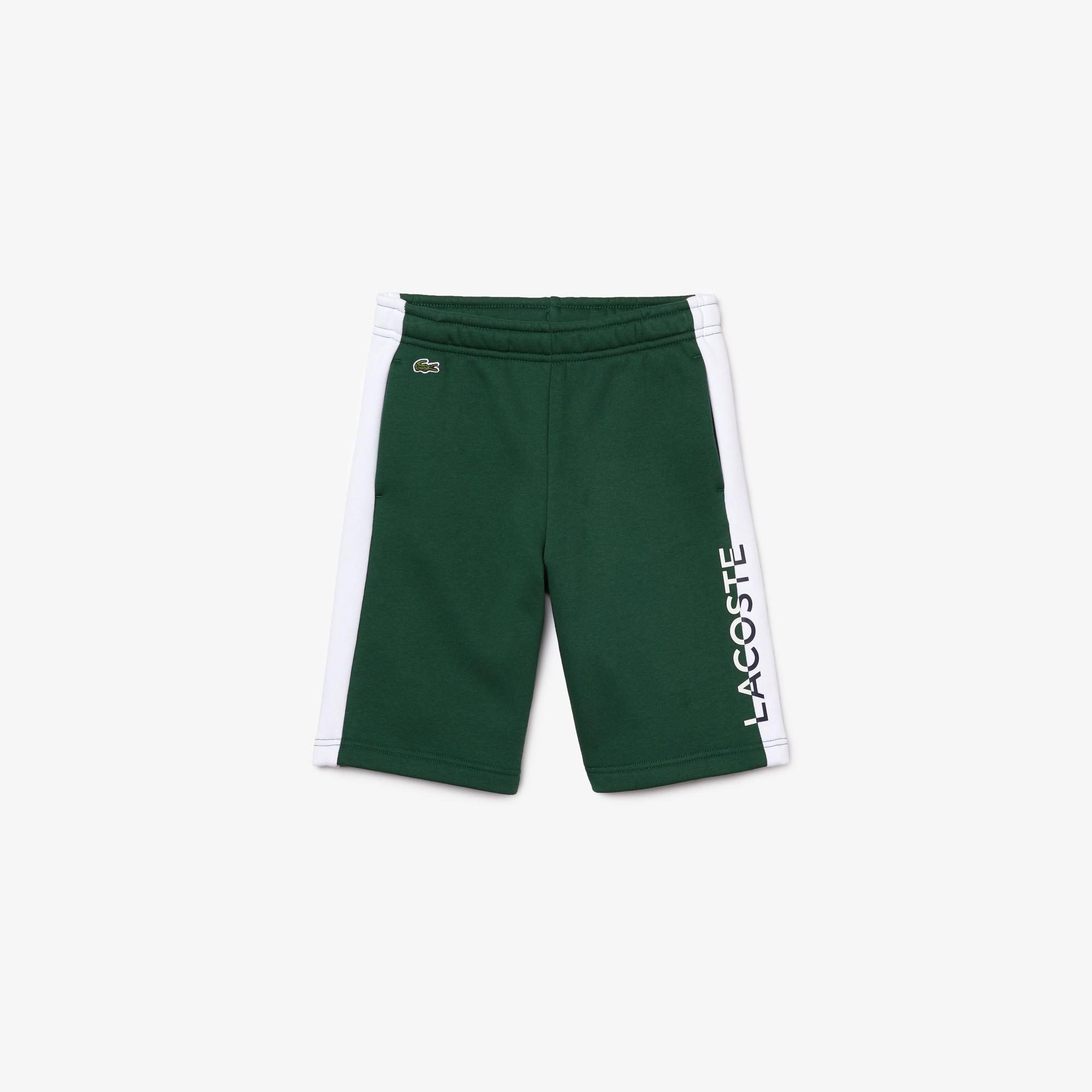 мужские шорты lacoste, зеленые