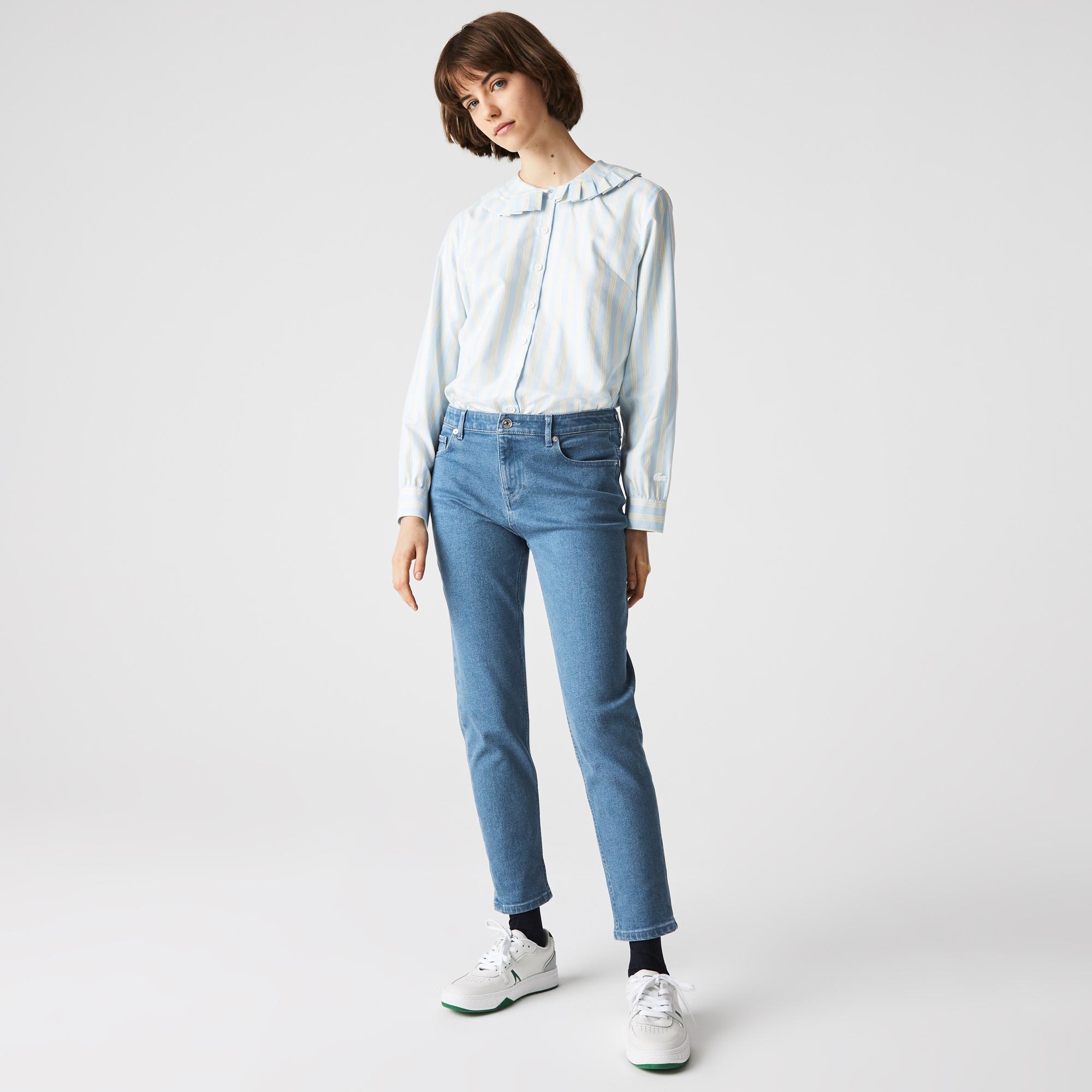 женские брюки lacoste