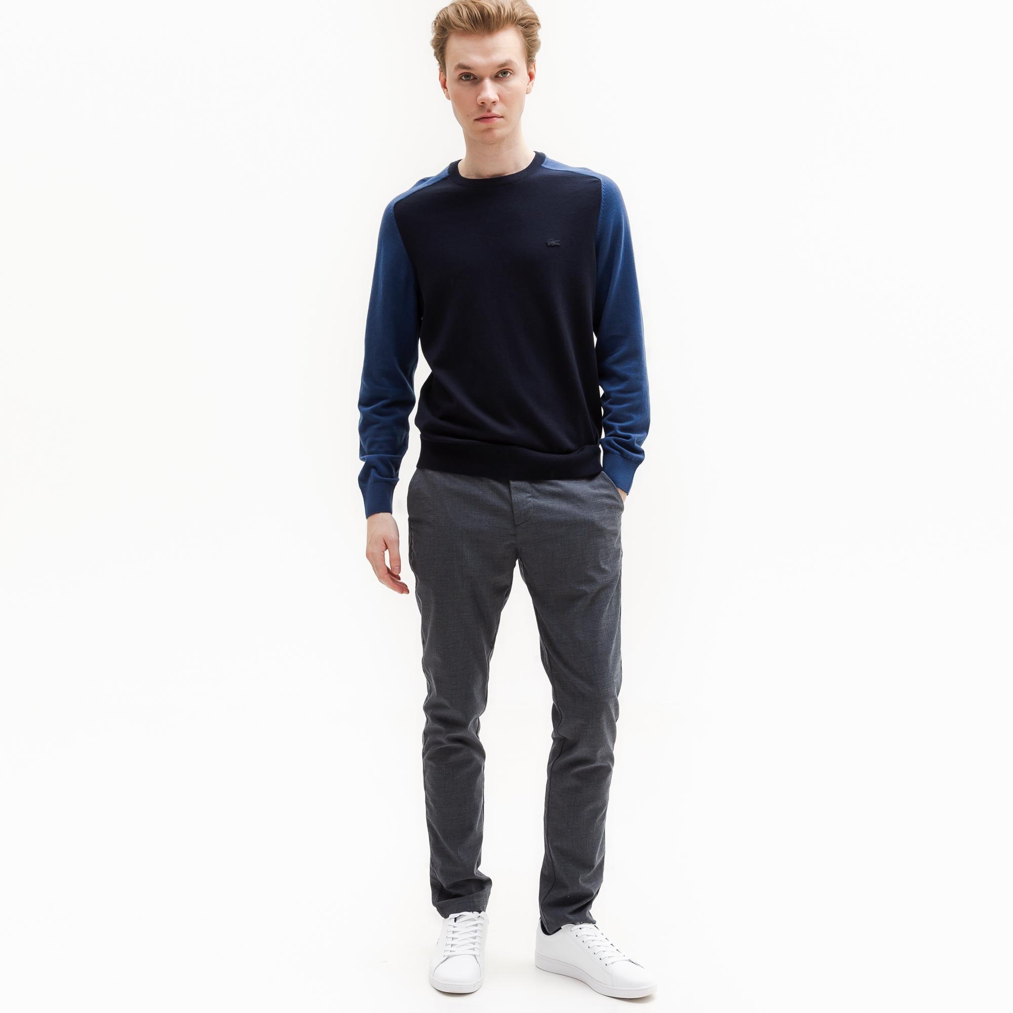 мужские брюки lacoste
