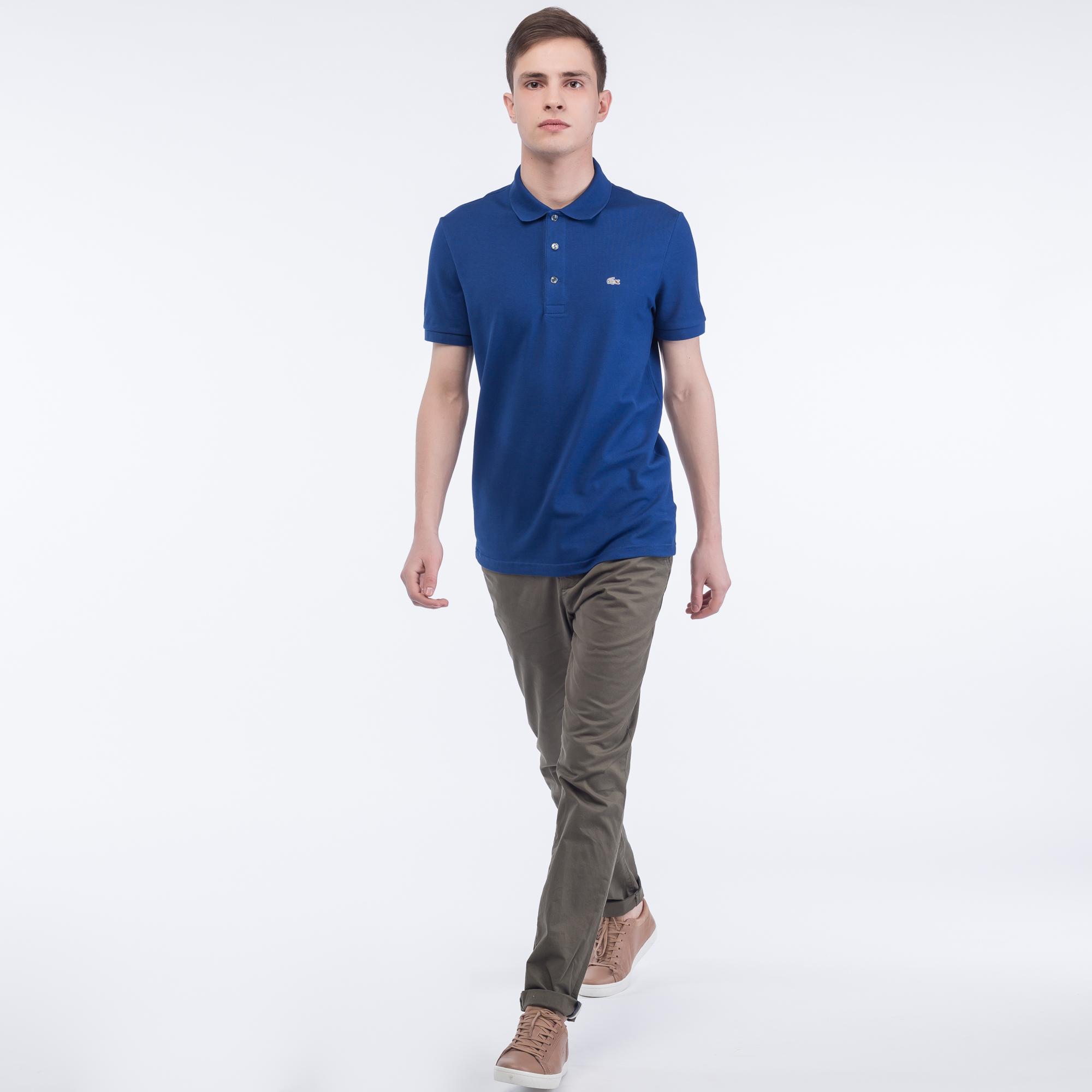 мужские брюки lacoste, зеленые