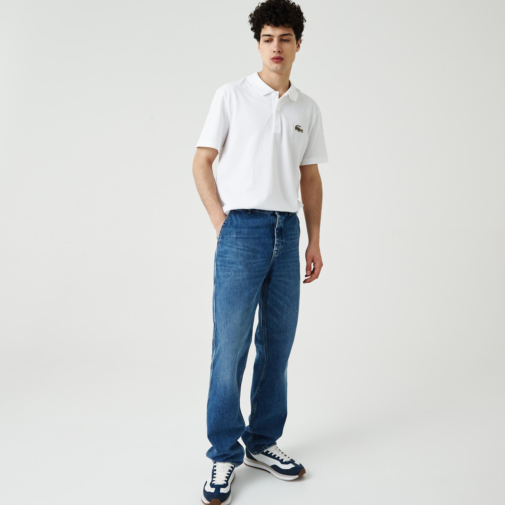 мужские джинсы lacoste