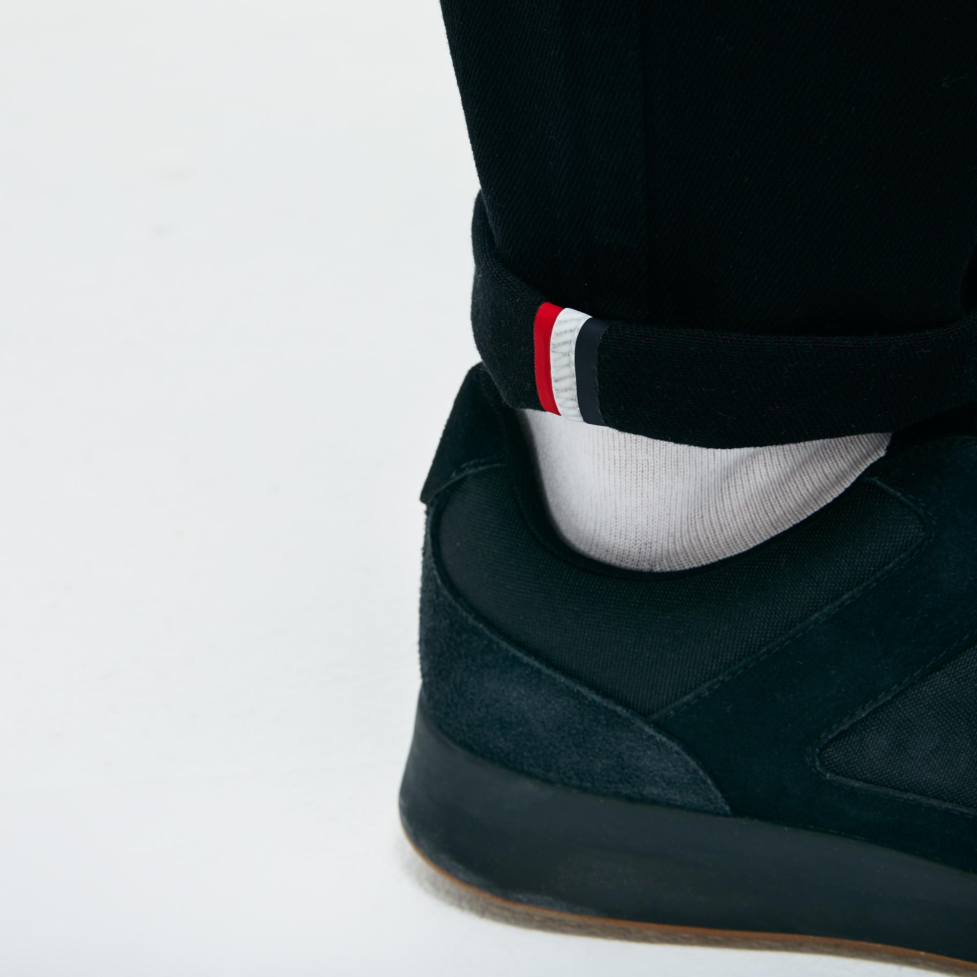 Фото 4 - Джинсы Lacoste черного цвета