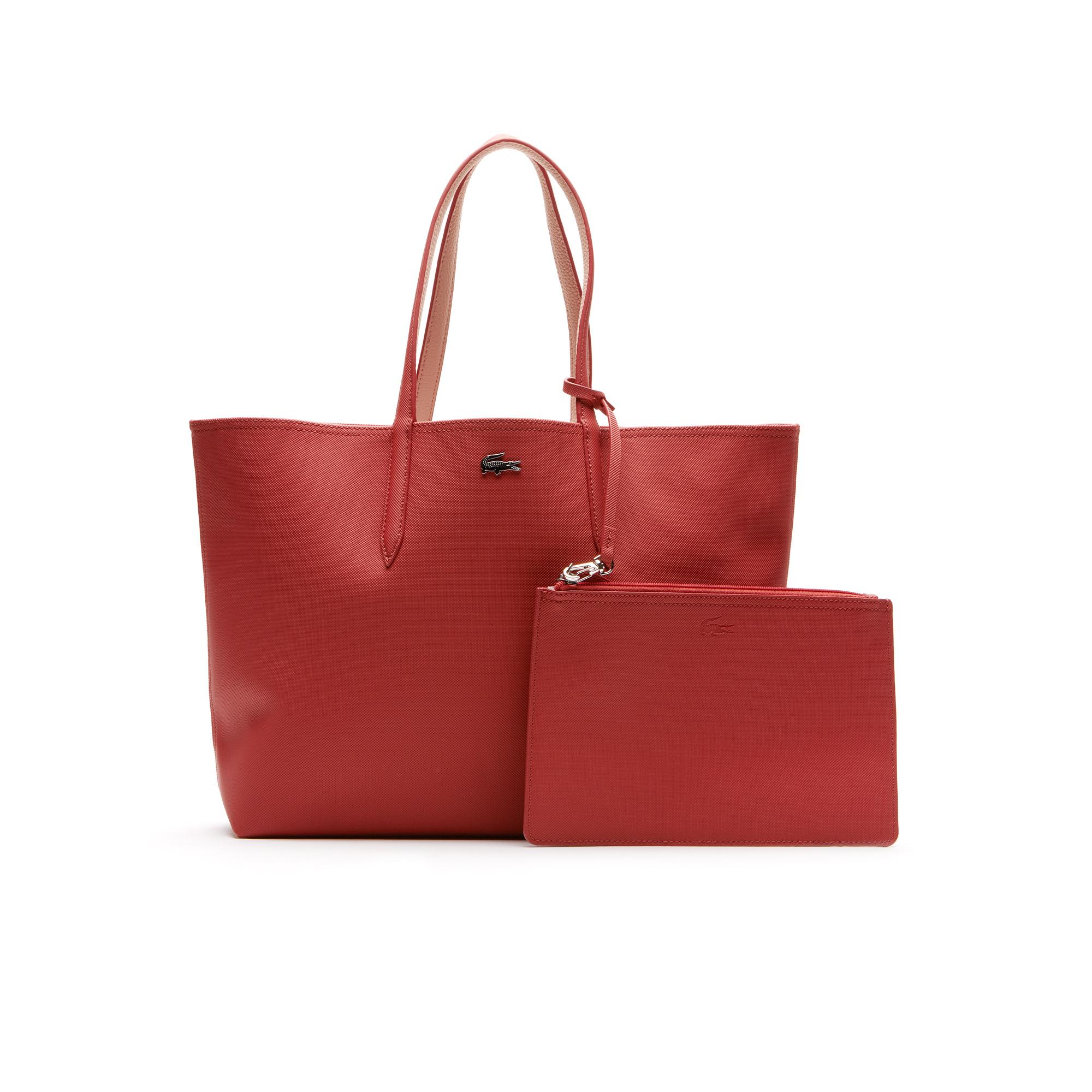 Купить Сумка двусторонняя Lacoste Anna, красный, NF2142AA