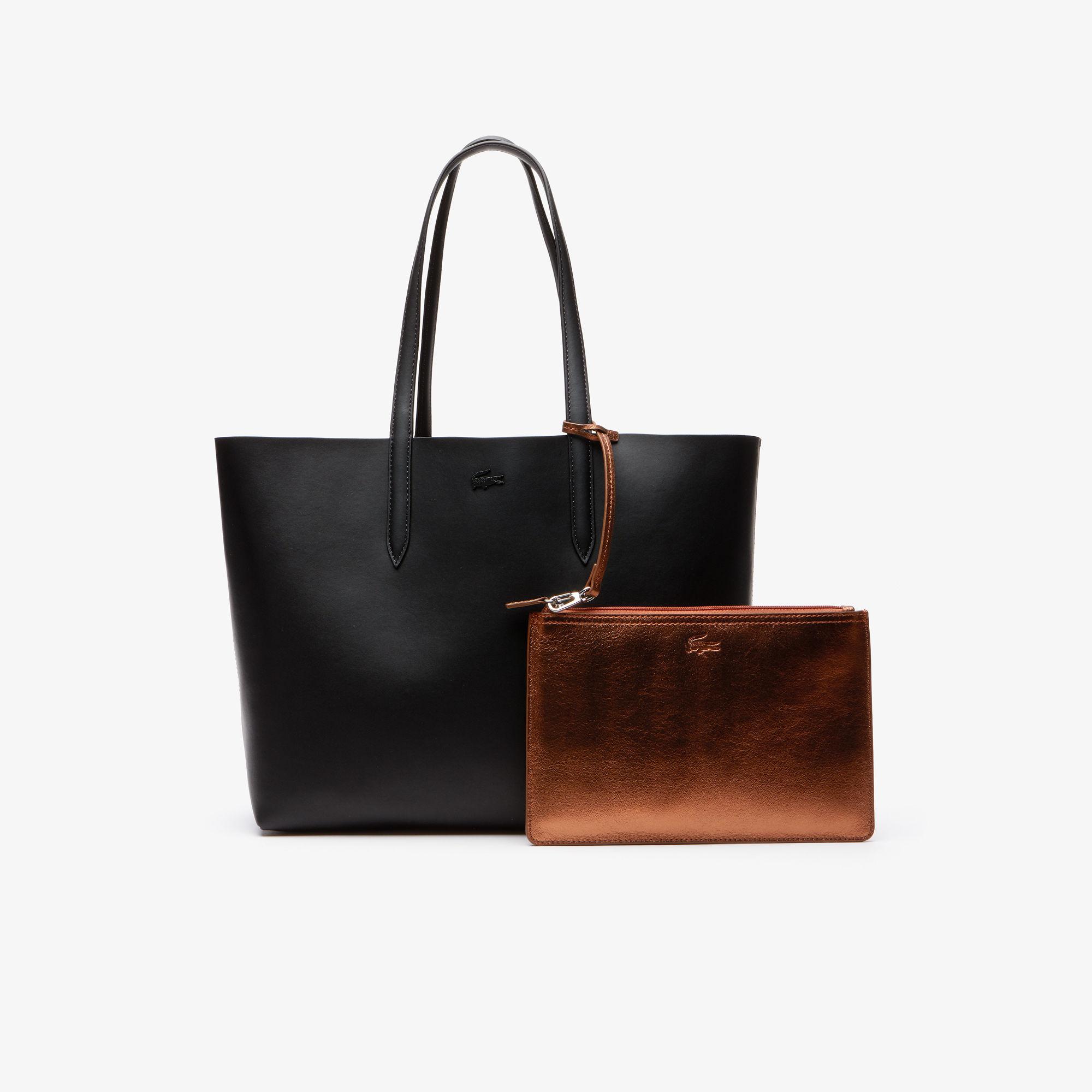 Купить Сумка Lacoste, коричневый, NF2560AL