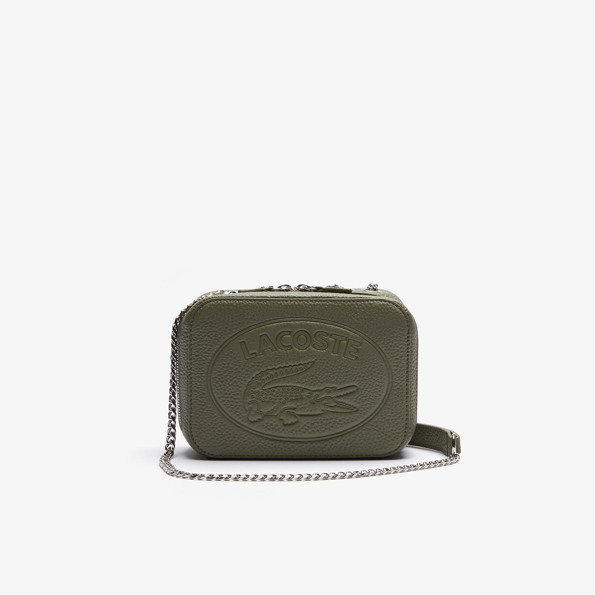 женский рюкзак lacoste
