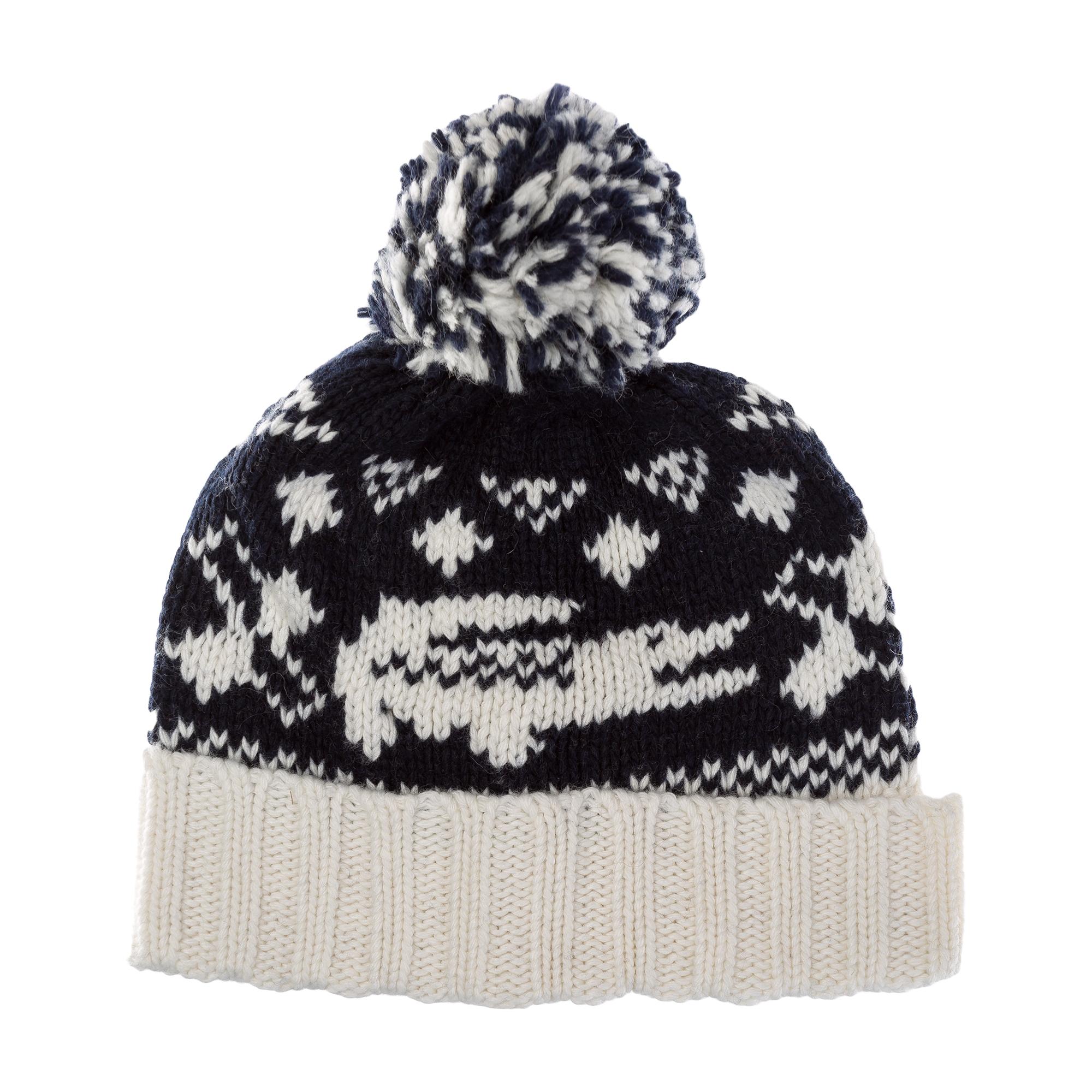 мужская шапка lacoste, синяя