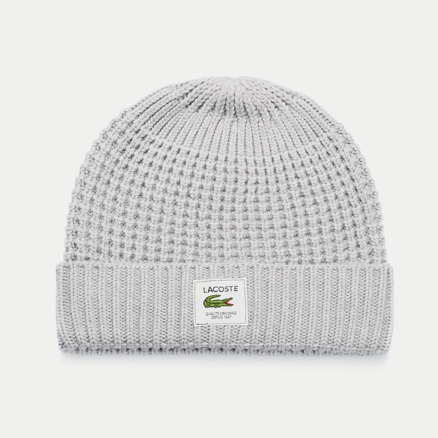 мужская шапка lacoste