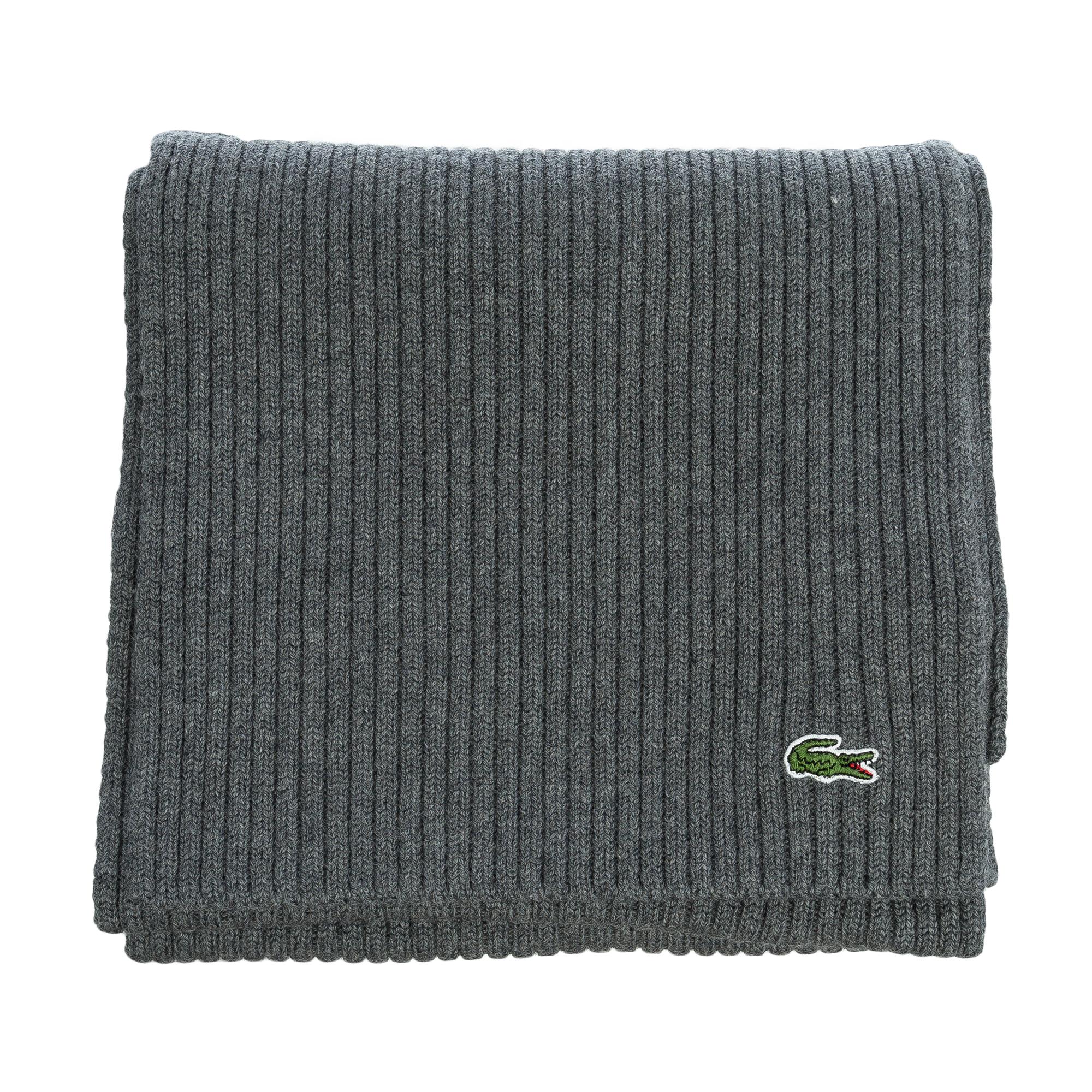 мужской шарф lacoste