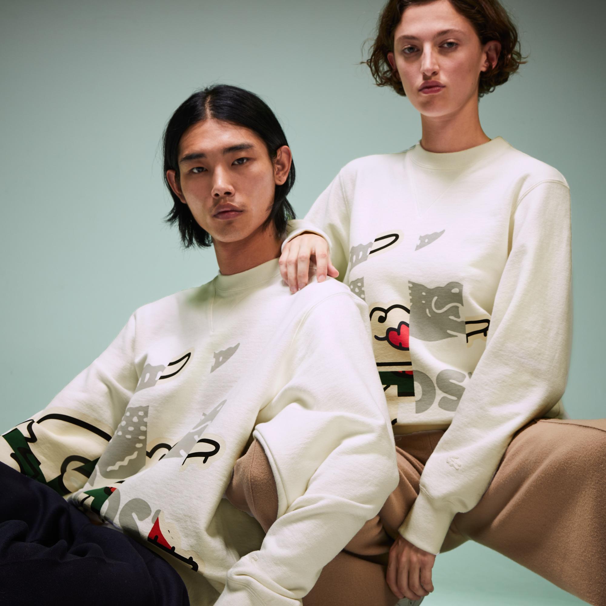 Толстовка Lacoste Fashion Show фото