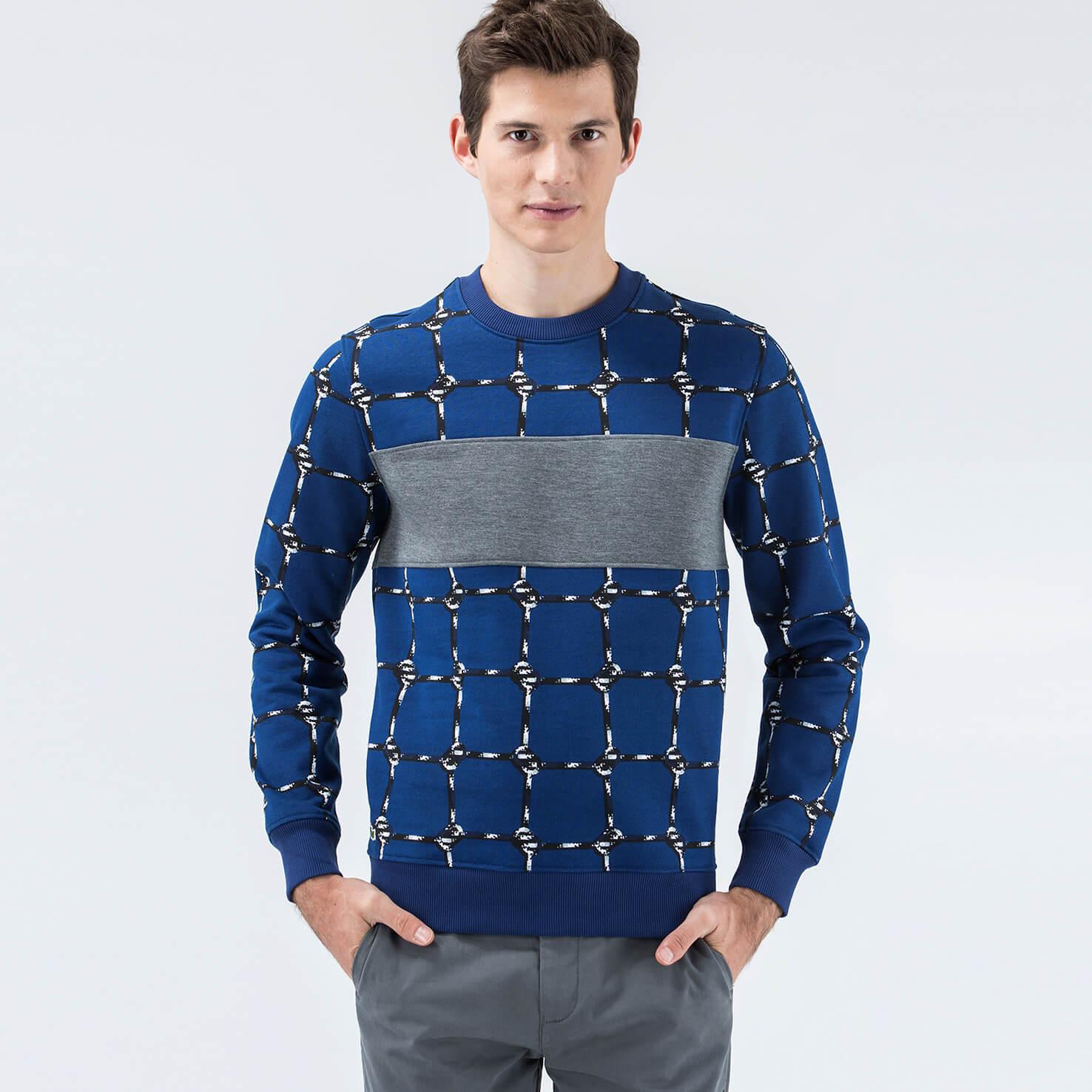 Мужская одежда от Lacoste