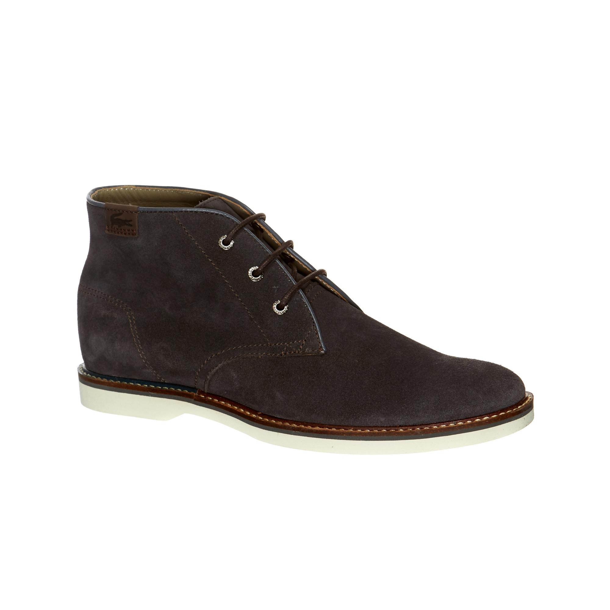 Ботинки  серый цвета