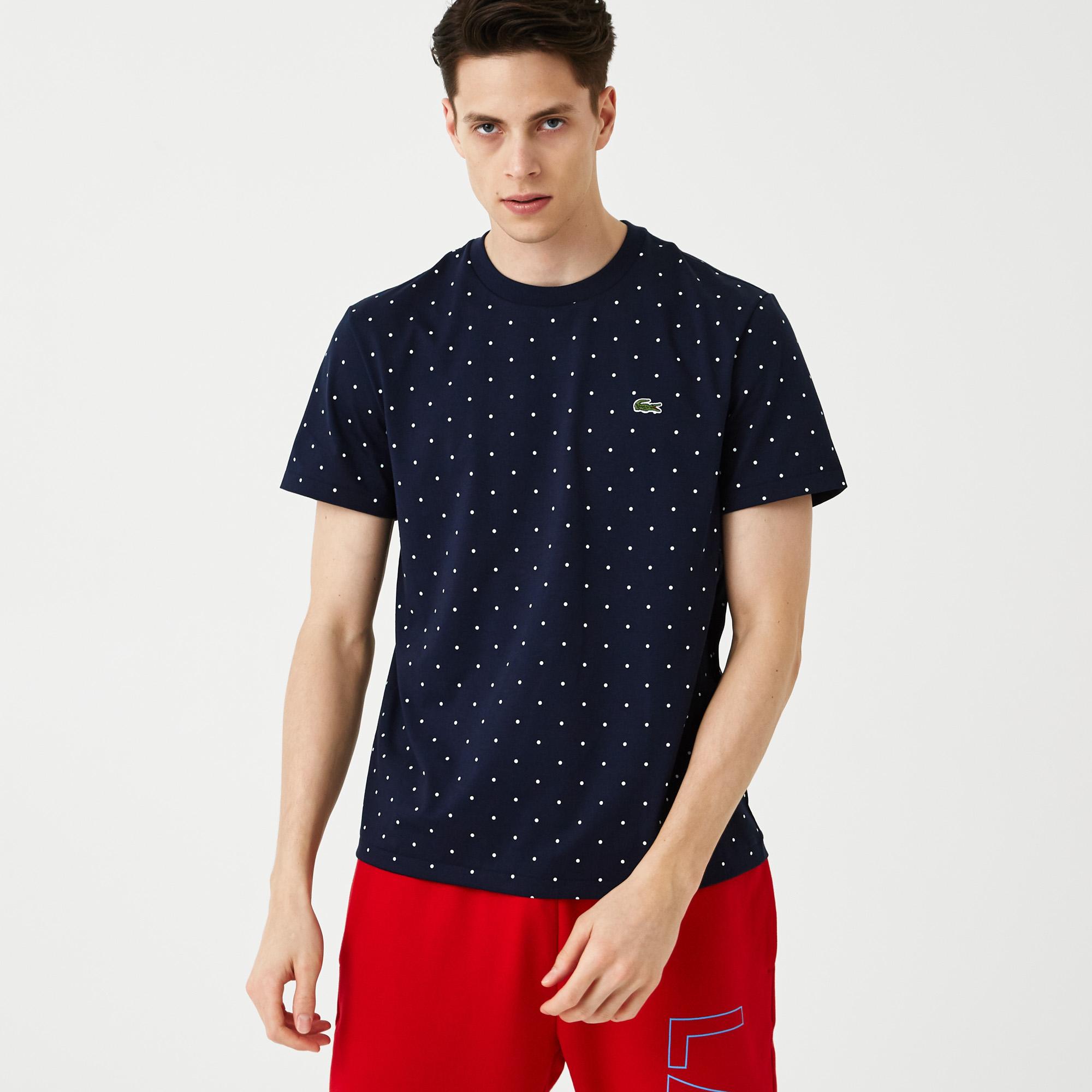 мужская футболка lacoste