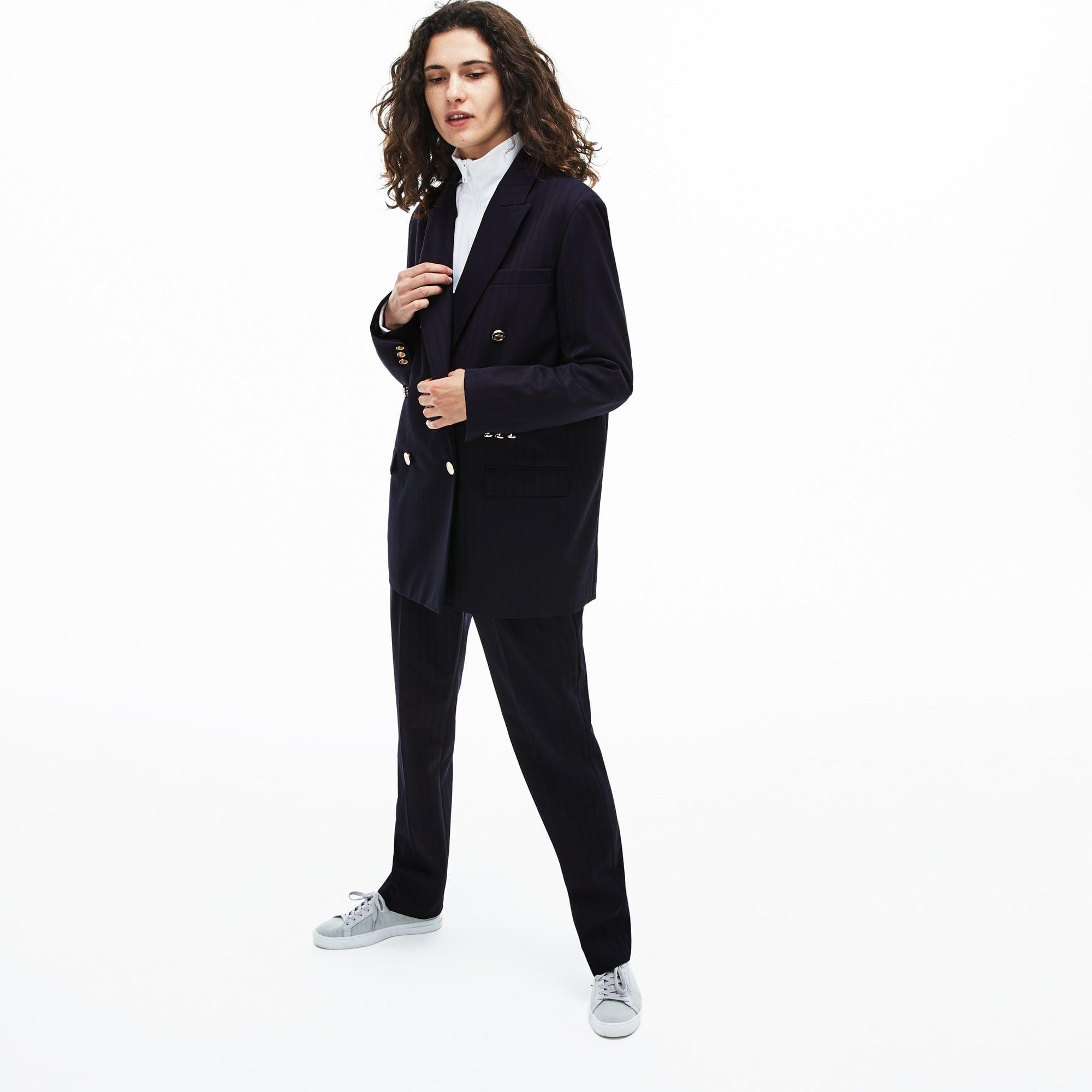 Пиджак LacosteВерхняя одежда<br>55% полиэстер 45% шерсть 100% полиэстер