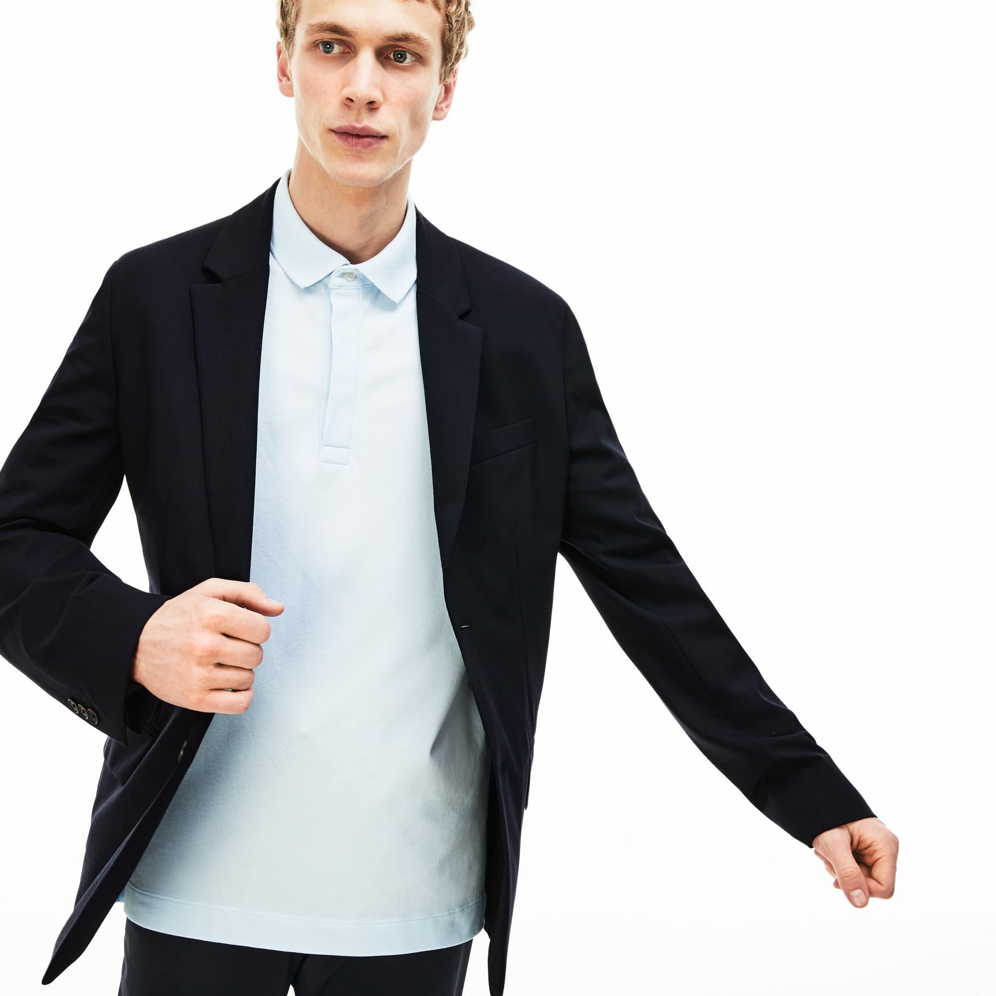 мужской пиджак lacoste