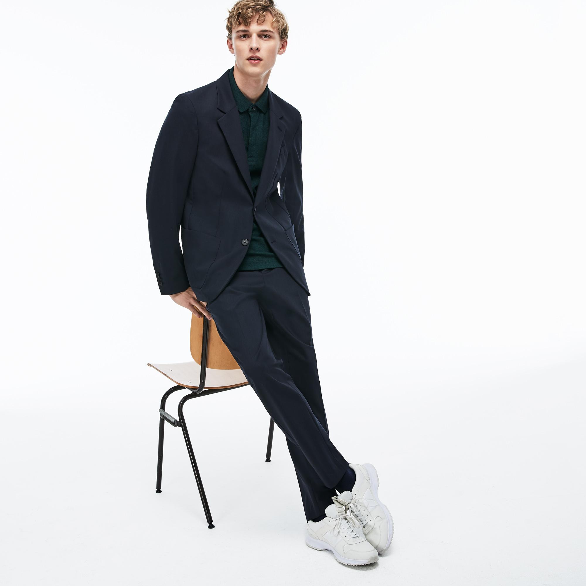 Пиджак LacosteВерхняя одежда<br>55% полиэстер 43% шерсть 2% эластан 100% вискоза