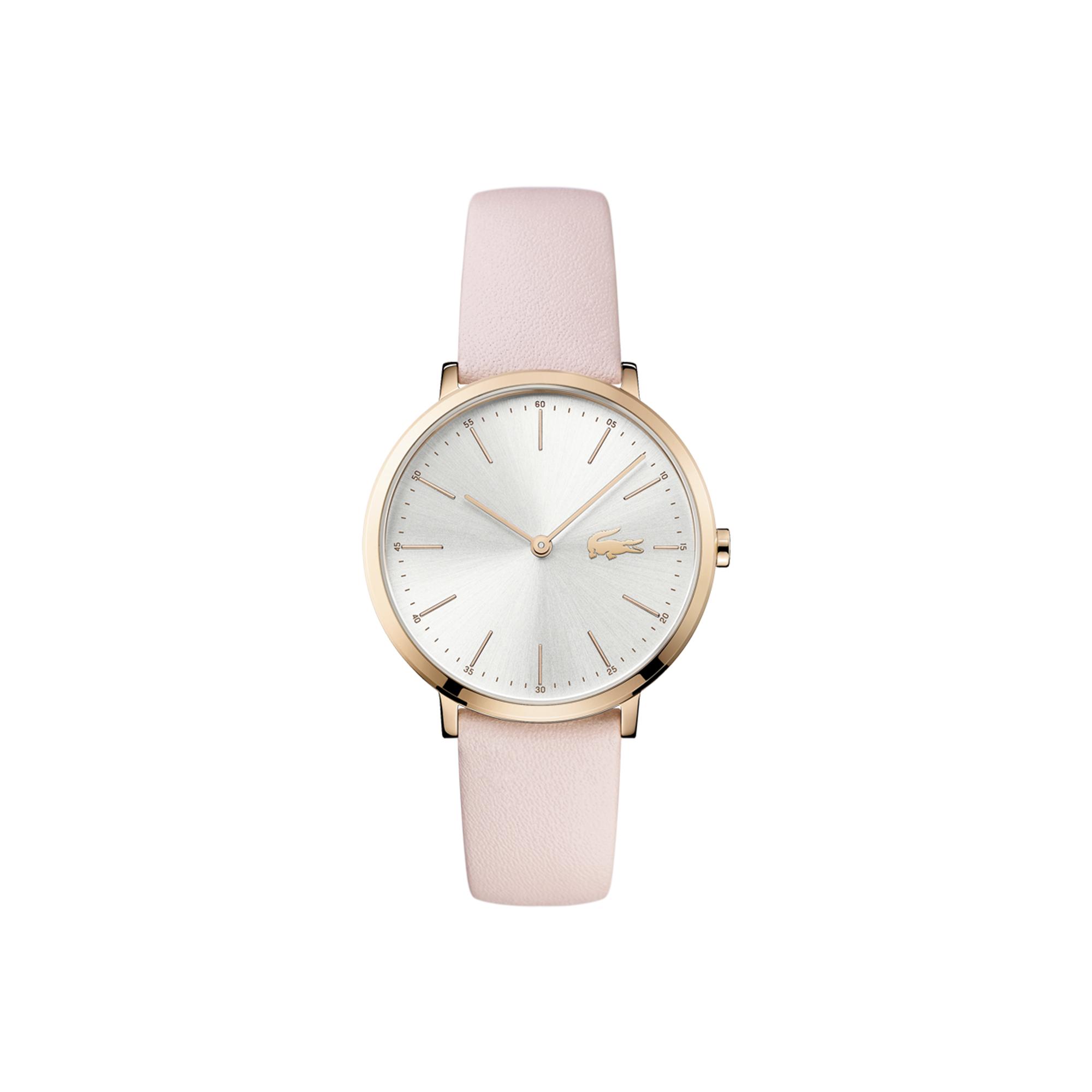 женские часы lacoste, розовые